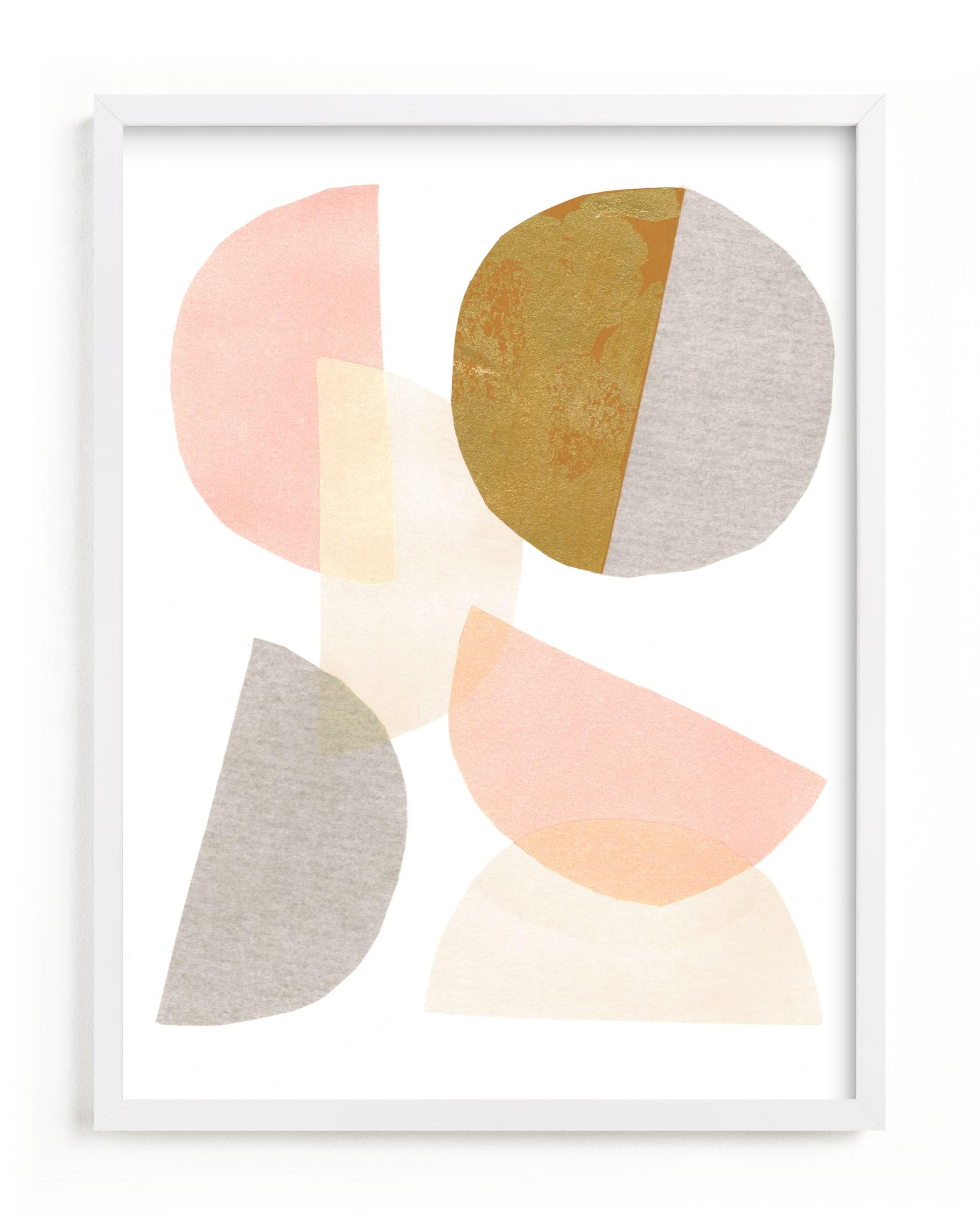 Shifting Art Print