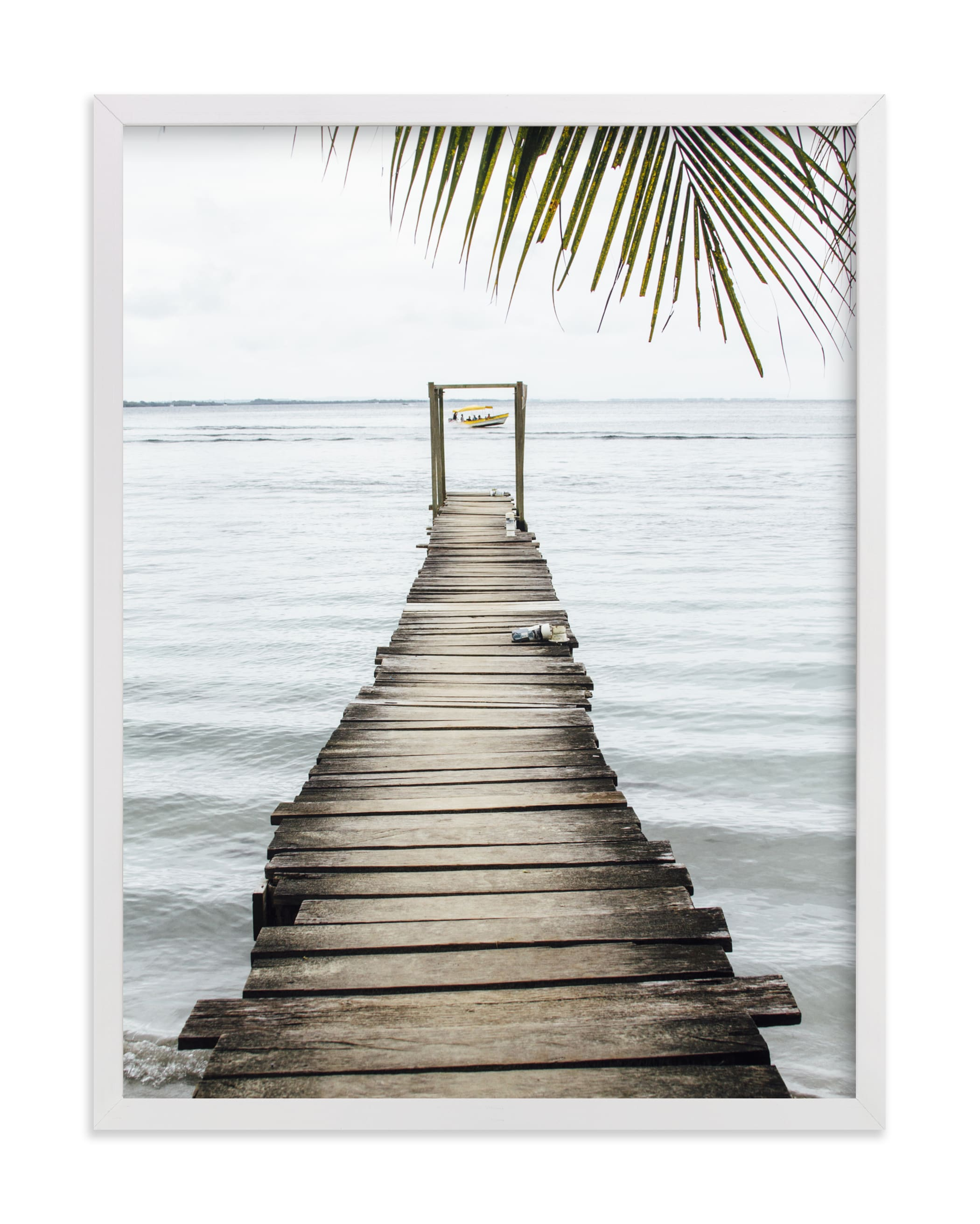 """""""bocas del toro"""" - Limited Edition Art Print by Kaitlin Rebesco in beautiful frame options and a variety of sizes."""