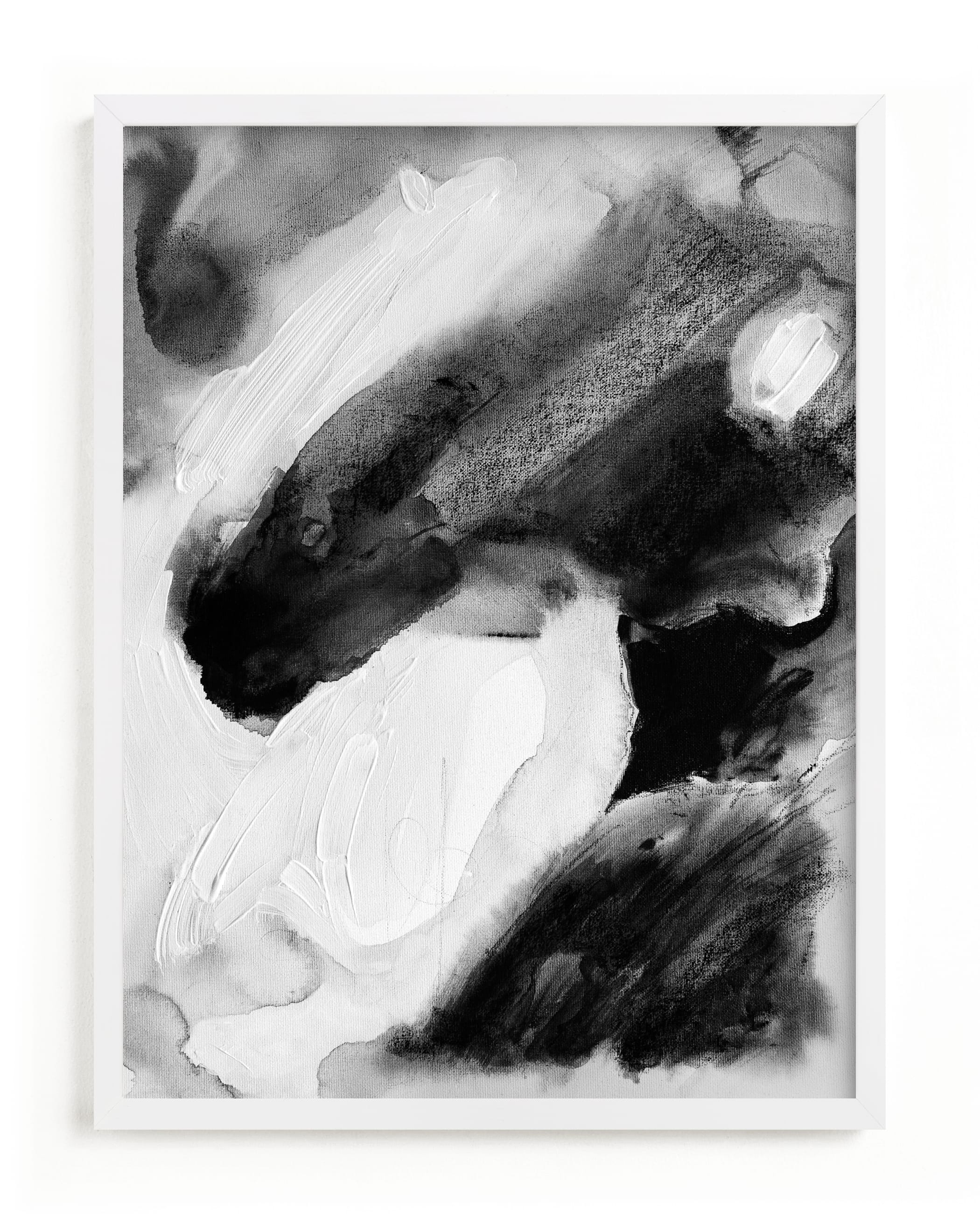 """""""Hemingway"""" - Limited Edition Art Print by Katherine Jury in beautiful frame options and a variety of sizes."""