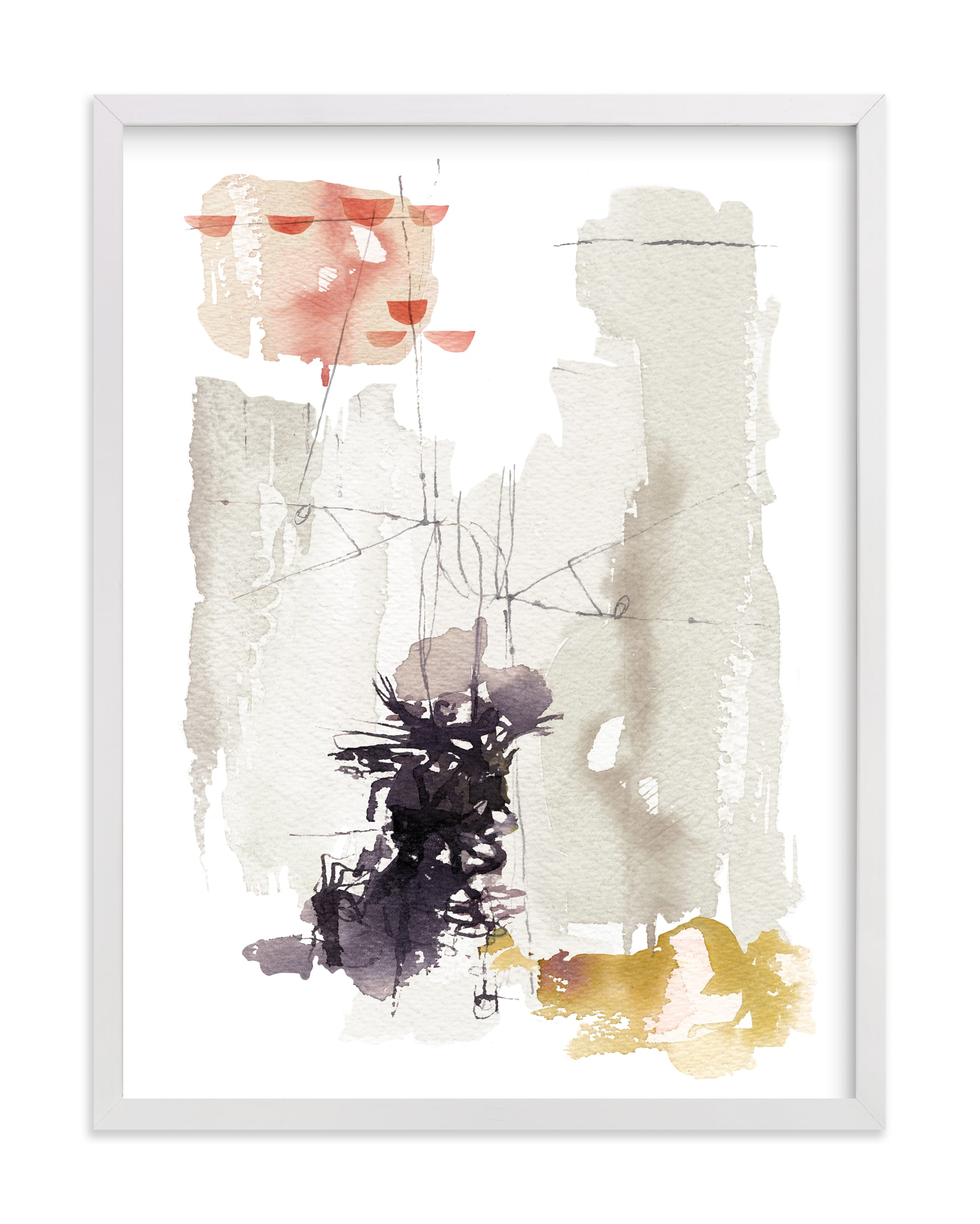 """""""passage"""" - Limited Edition Art Print by Kelly Ventura in beautiful frame options and a variety of sizes."""