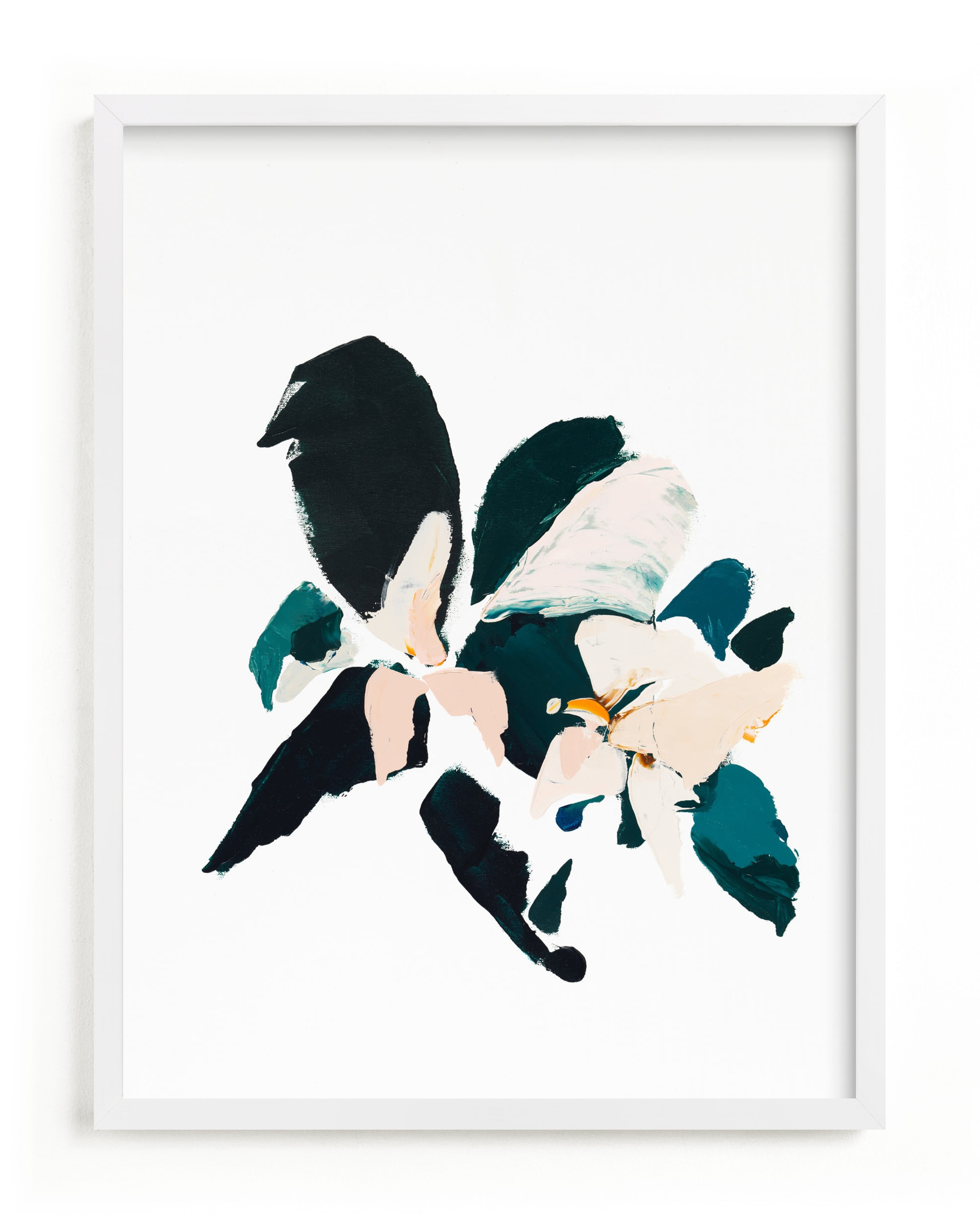 """""""Botanical Series #4"""" - Limited Edition Art Print by Caryn Owen in beautiful frame options and a variety of sizes."""