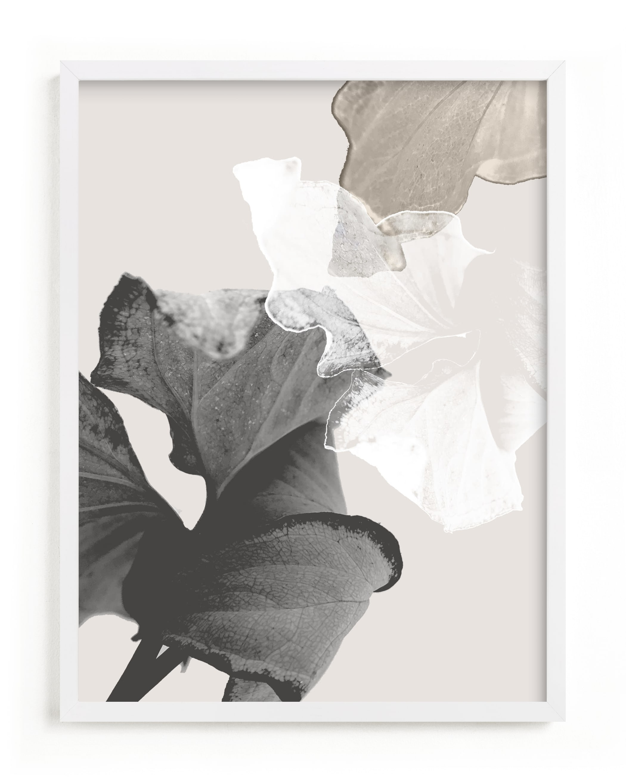 """""""Refractions"""" - Limited Edition Art Print by Creo Study in beautiful frame options and a variety of sizes."""
