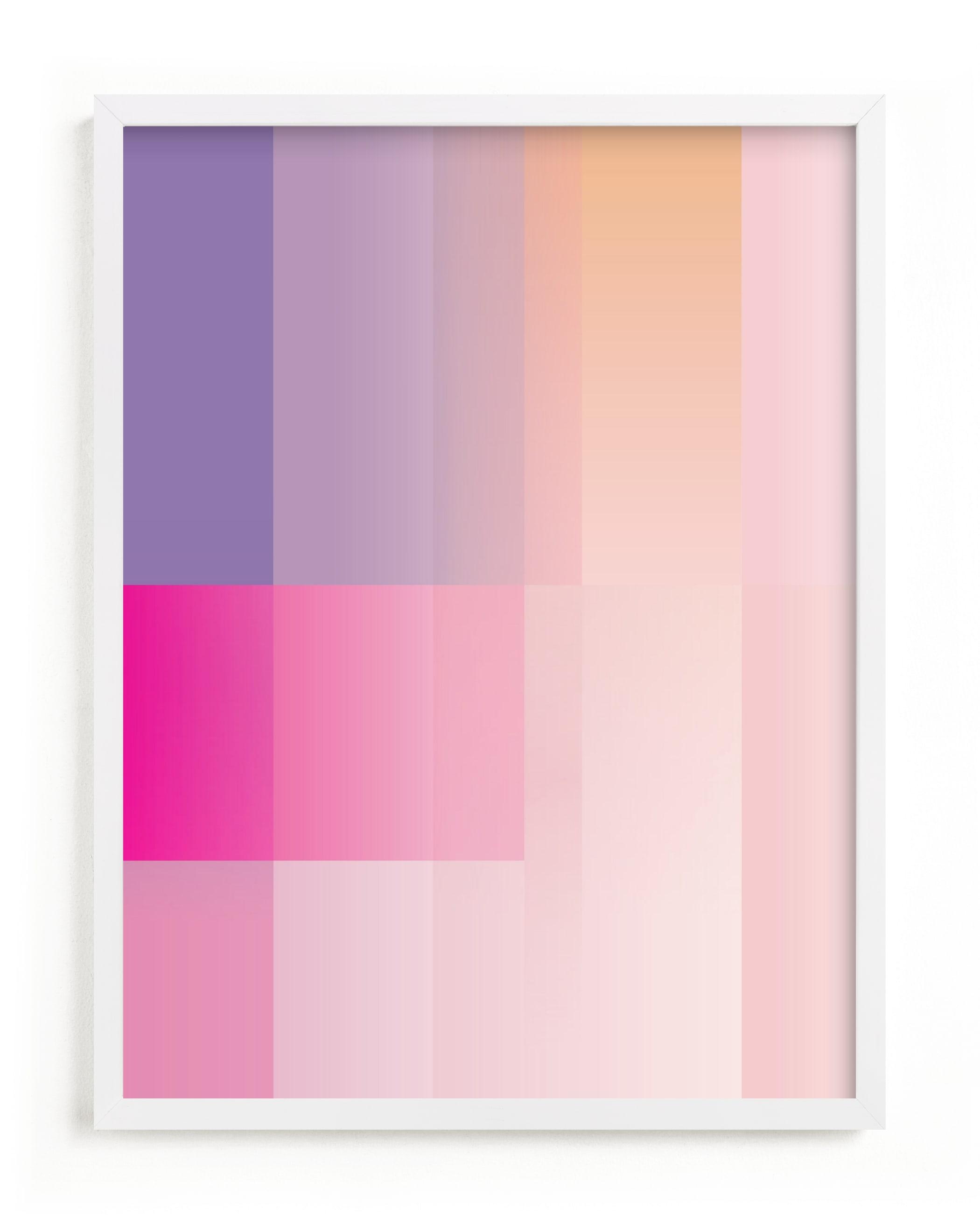 gradients Children's Art Print