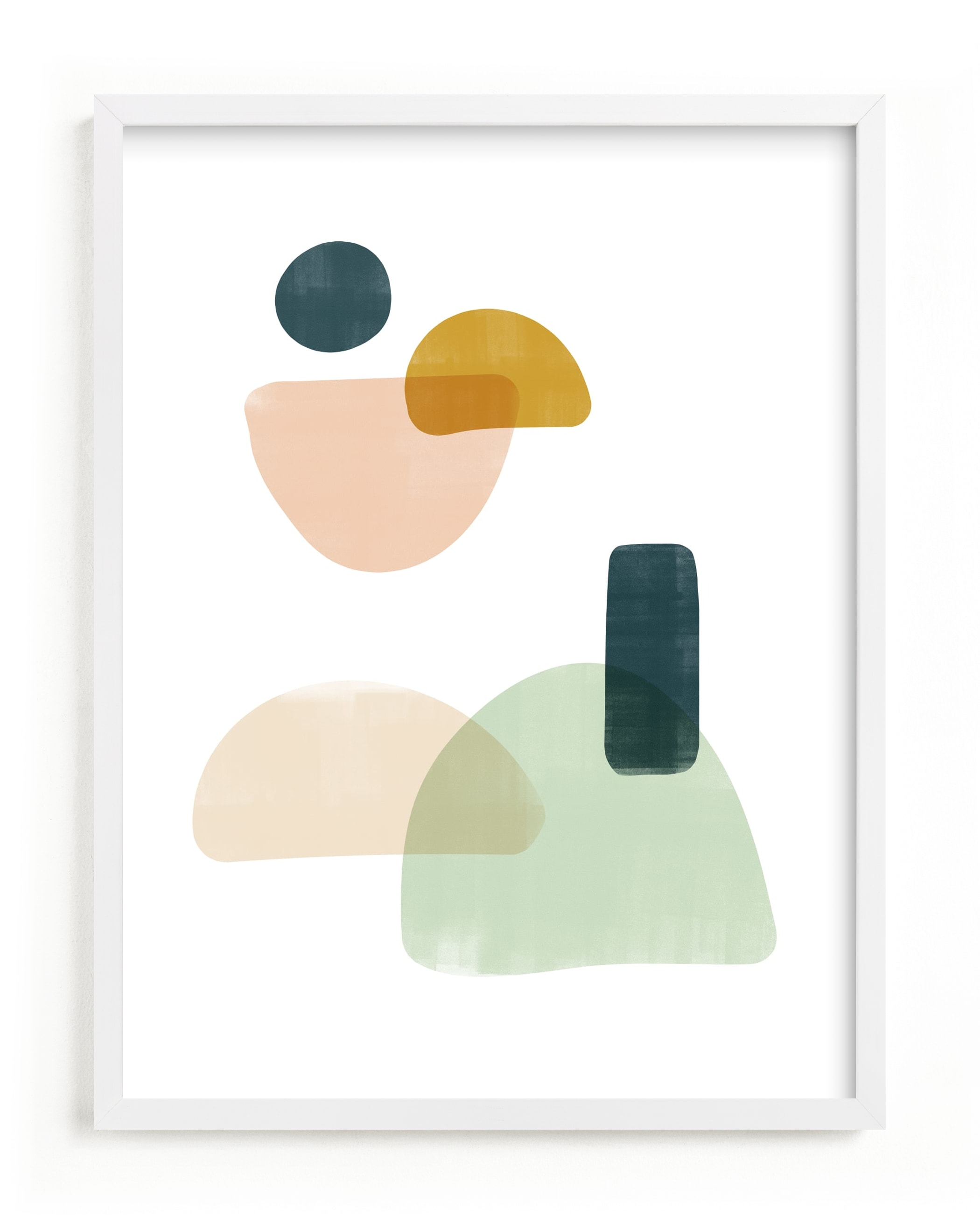 """""""balance no.3"""" - Limited Edition Art Print by Lindsay Stetson Thompson in beautiful frame options and a variety of sizes."""