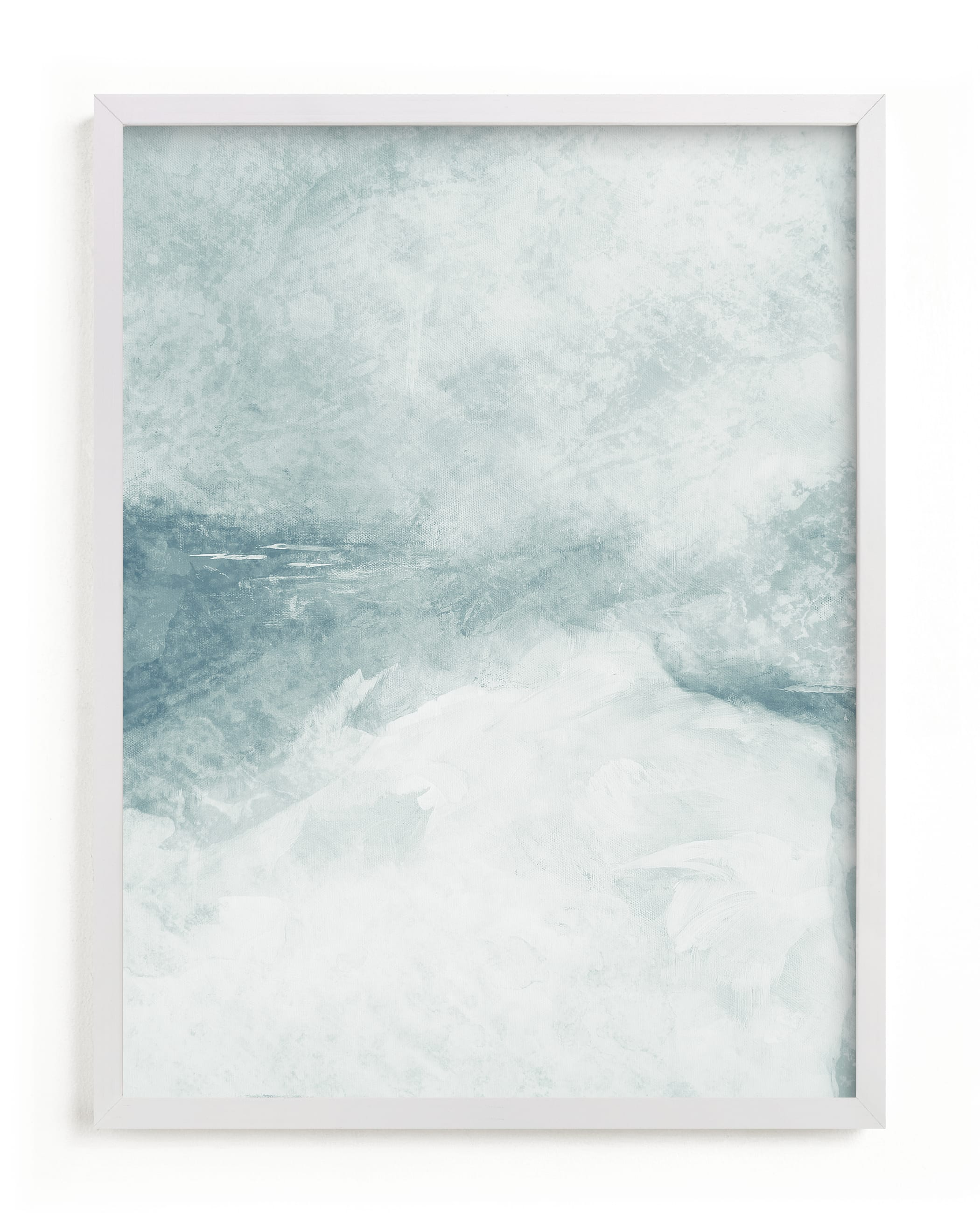 """""""Edge of the Sea II"""" by Karen Kaul in beautiful frame options and a variety of sizes."""