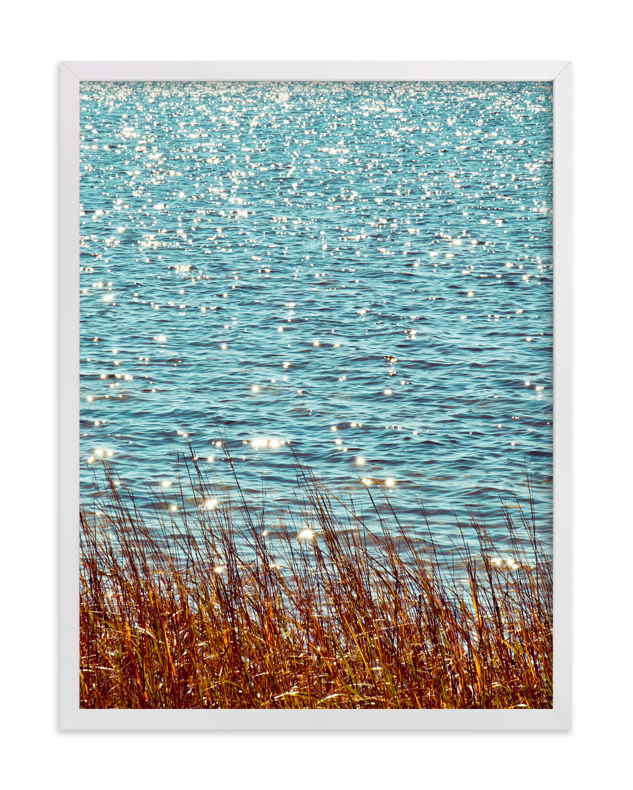 """""""Gulf Breeze"""" by Whitley Williams in beautiful frame options and a variety of sizes."""