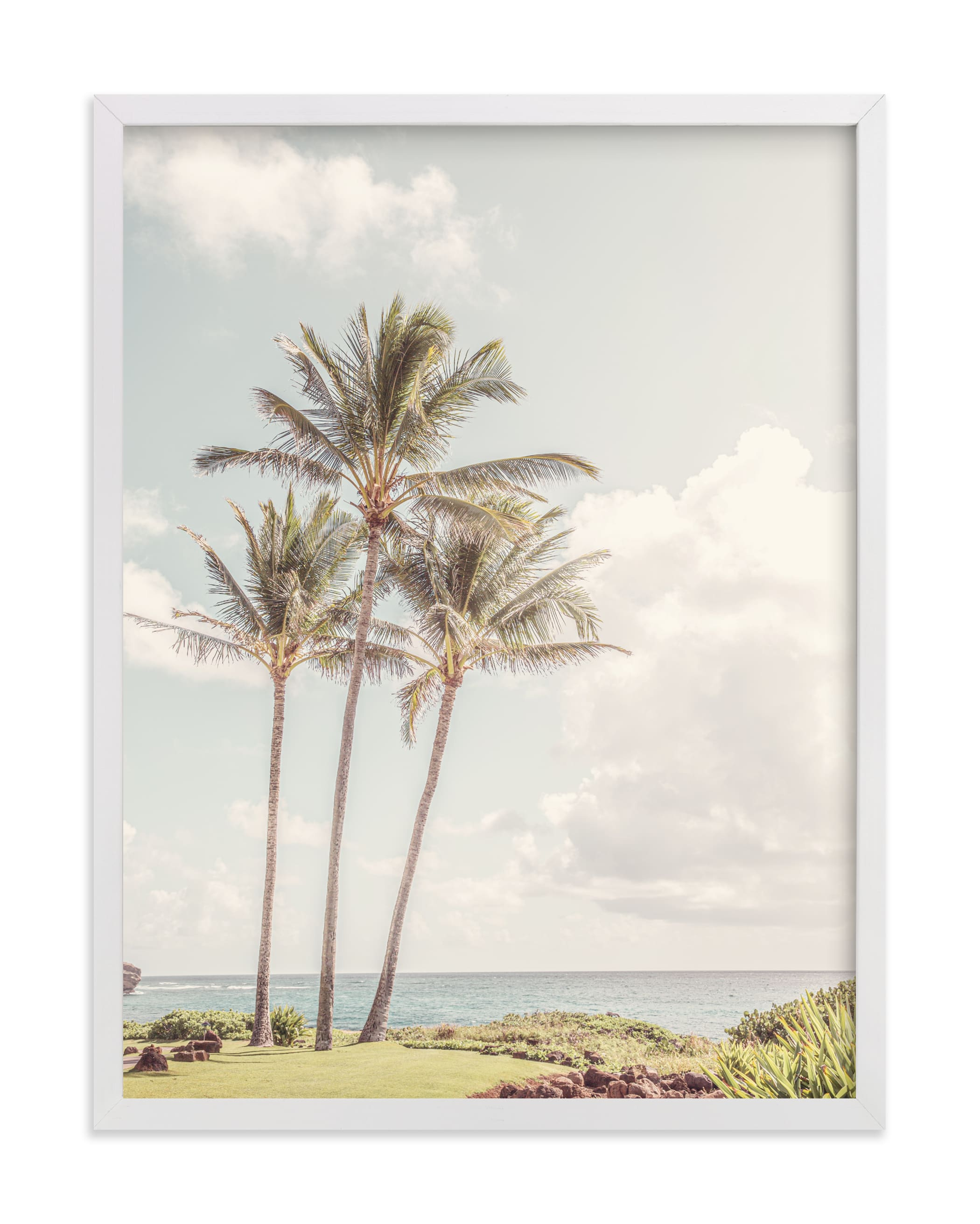 """""""Makai"""" by Three Kisses Studio in beautiful frame options and a variety of sizes."""