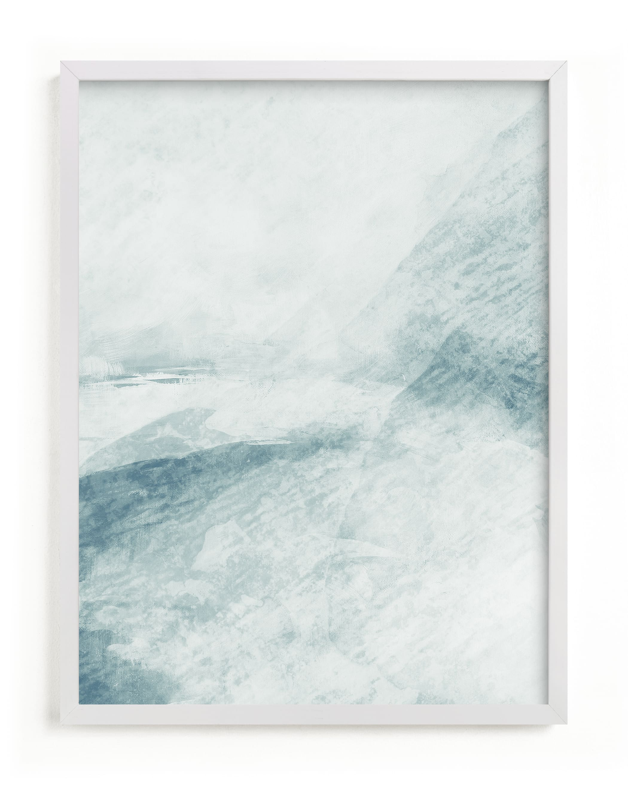 """""""Edge of the Sea I"""" by Karen Kaul in beautiful frame options and a variety of sizes."""