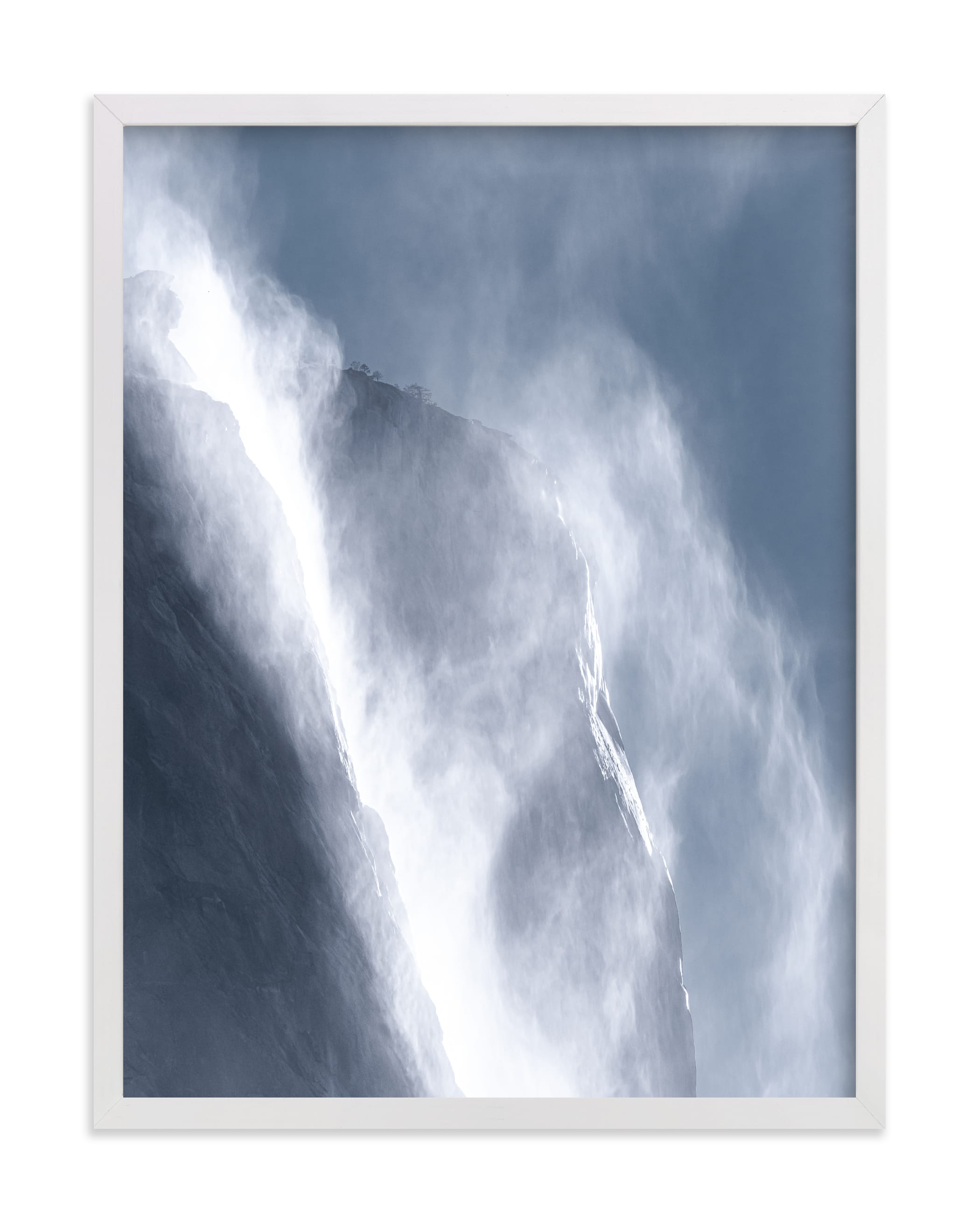 """""""Yosemite Mist II"""" by Courtney Crane in beautiful frame options and a variety of sizes."""