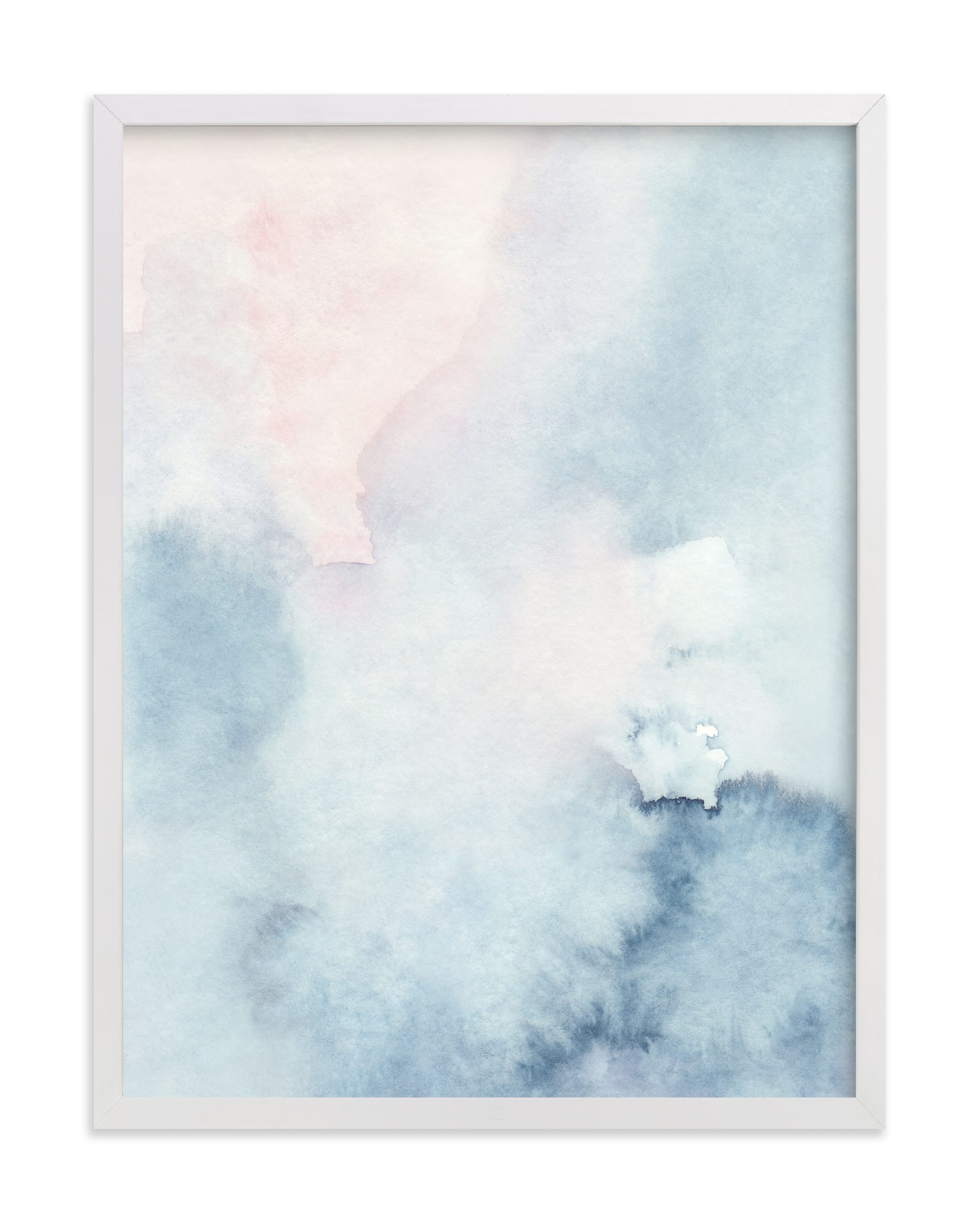 """""""Cumulus"""" by Little Valley Studio in beautiful frame options and a variety of sizes."""