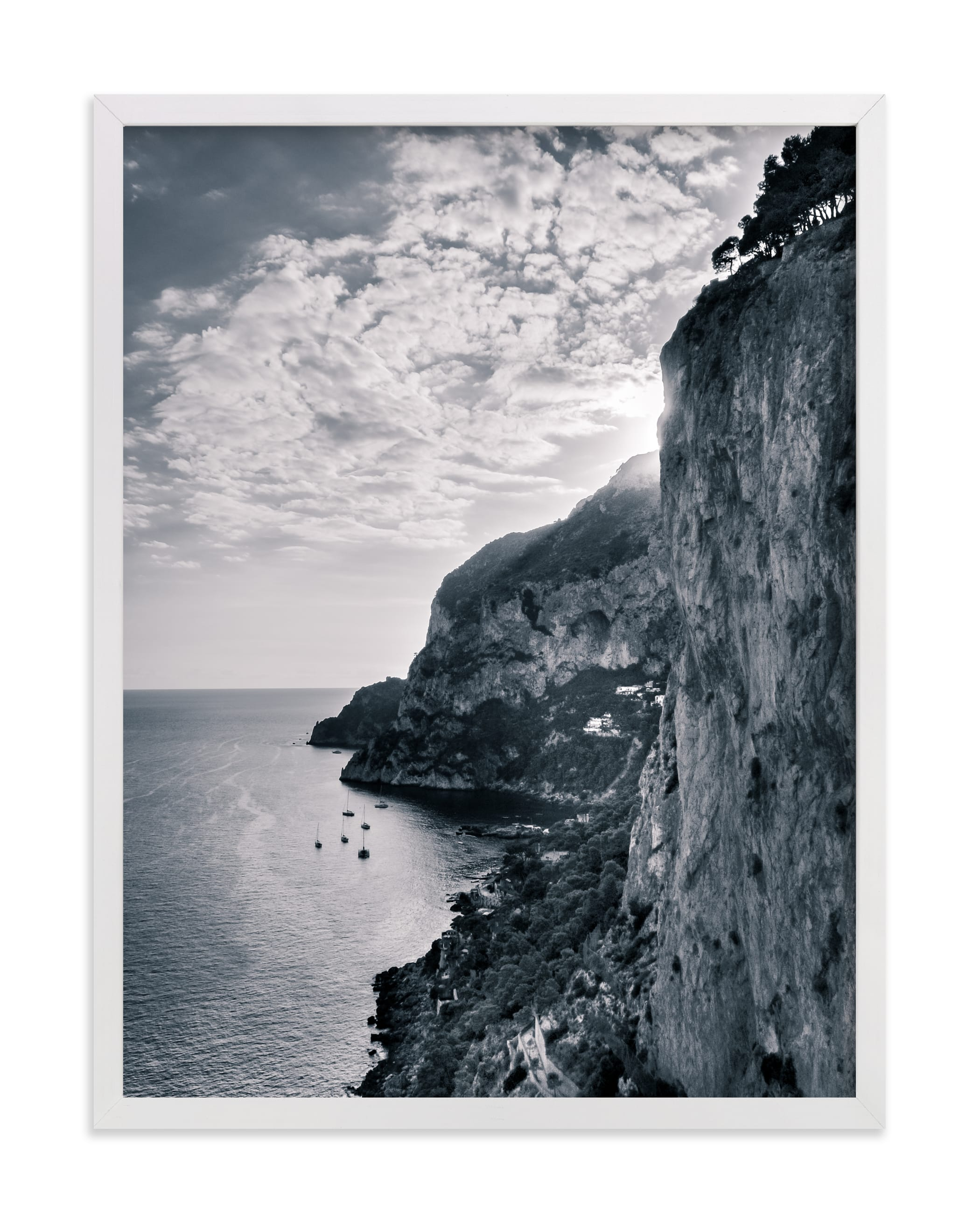 """""""Pinnacle Nuovo"""" by Courtney Crane in beautiful frame options and a variety of sizes."""