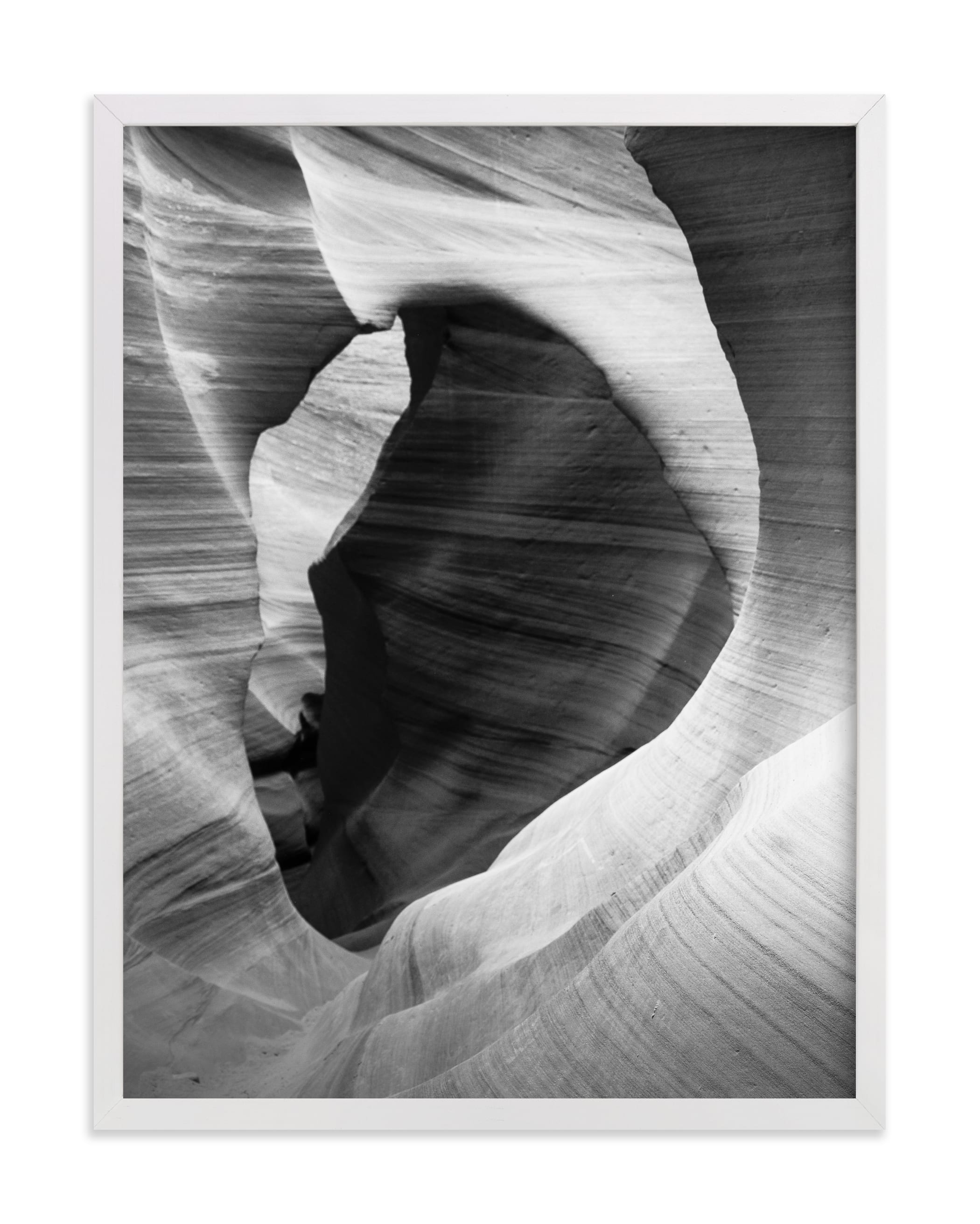 """""""Canyon 2"""" by Kamala Nahas in beautiful frame options and a variety of sizes."""