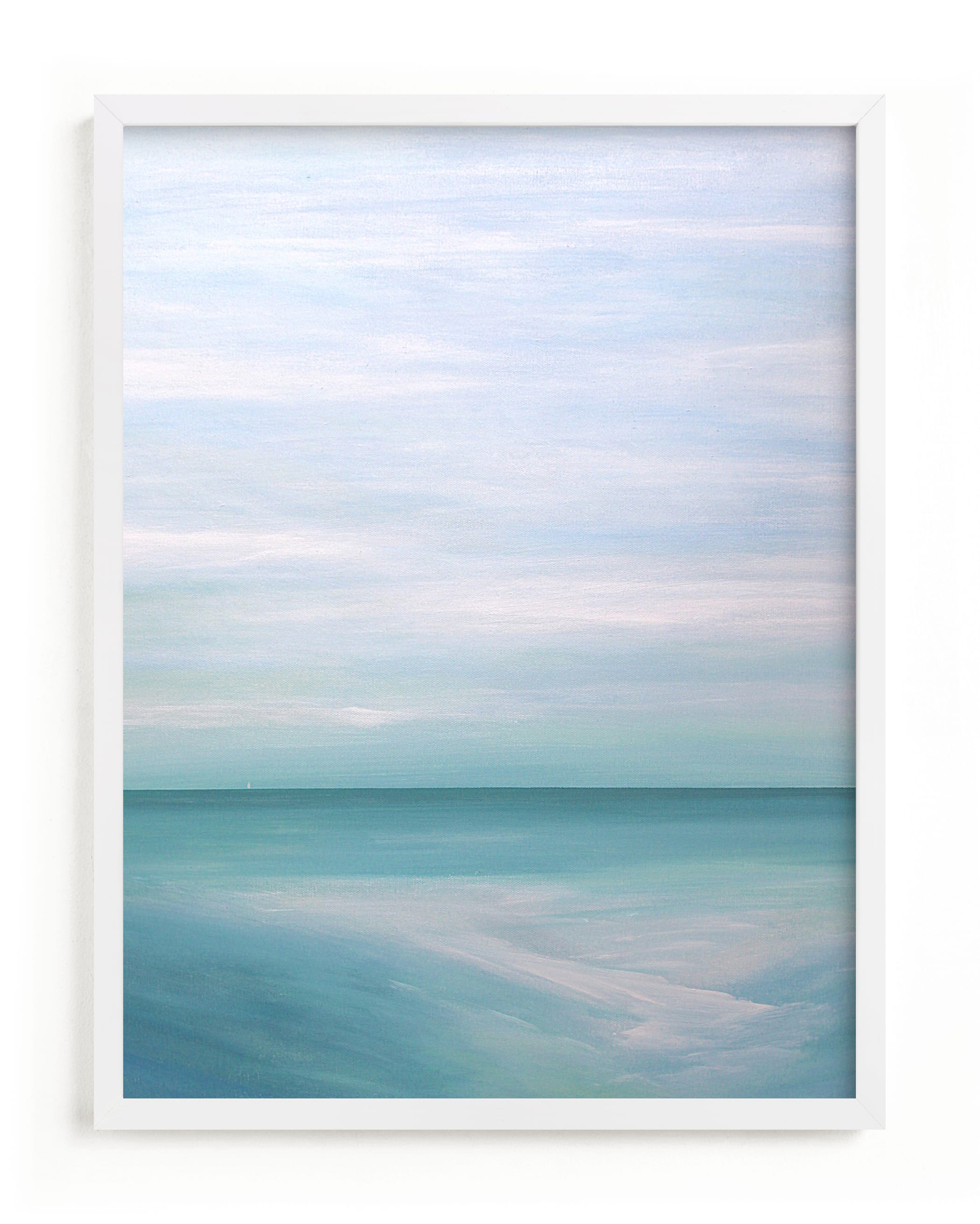 """""""Bright Below """" by Colleen Ehrlich in beautiful frame options and a variety of sizes."""