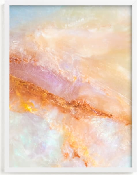 This is a colorful art by KIMBERLY SMITH called Opal Essence.