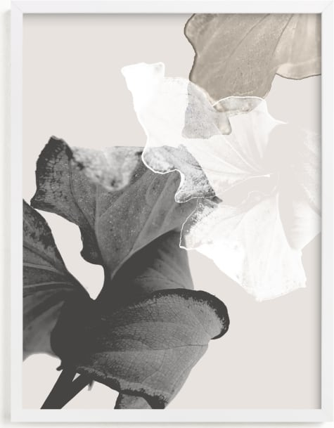 This is a white art by Creo Study called Refractions.