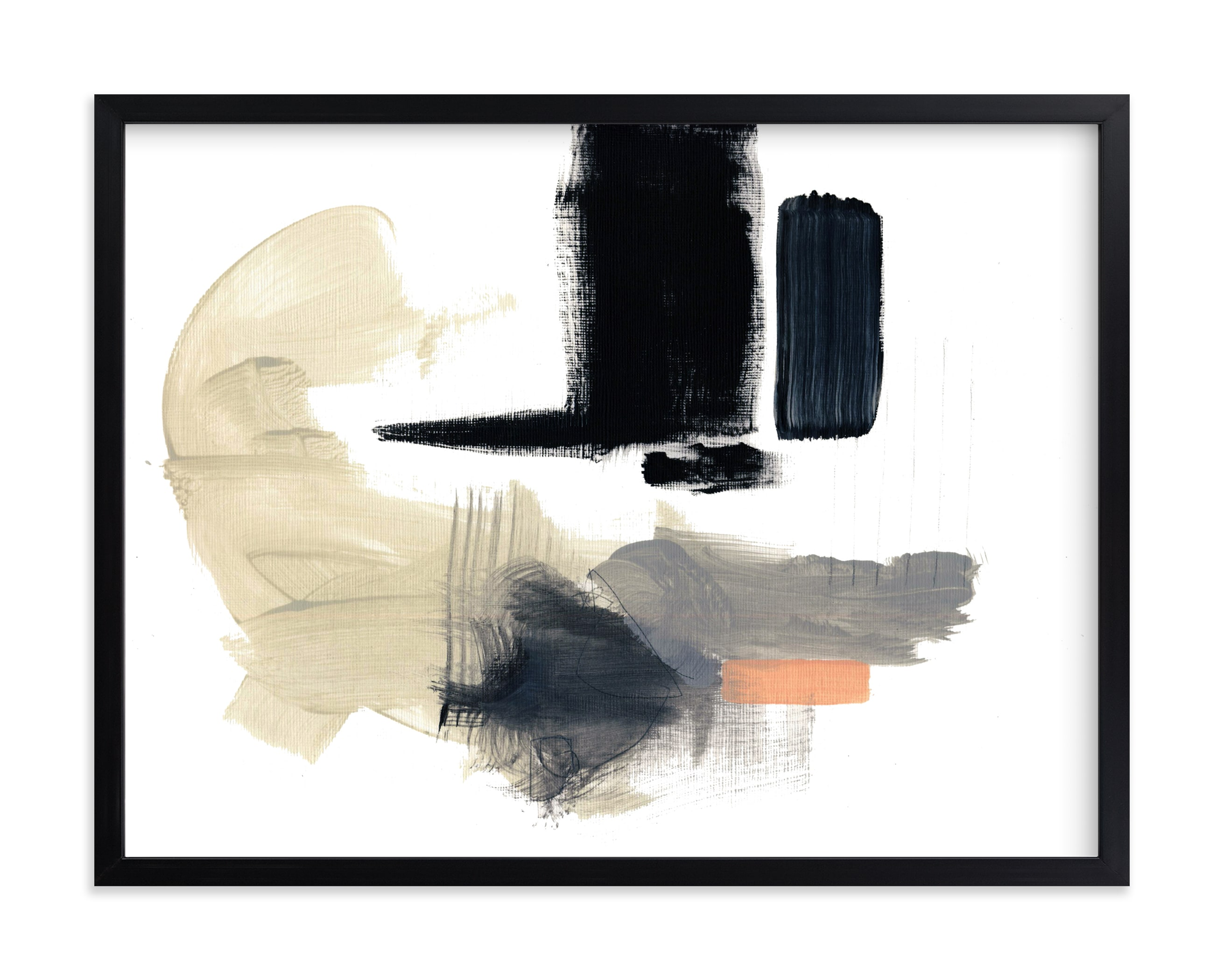 """""""Untitled 2"""" - Limited Edition Art Print by Jaime Derringer in beautiful frame options and a variety of sizes."""