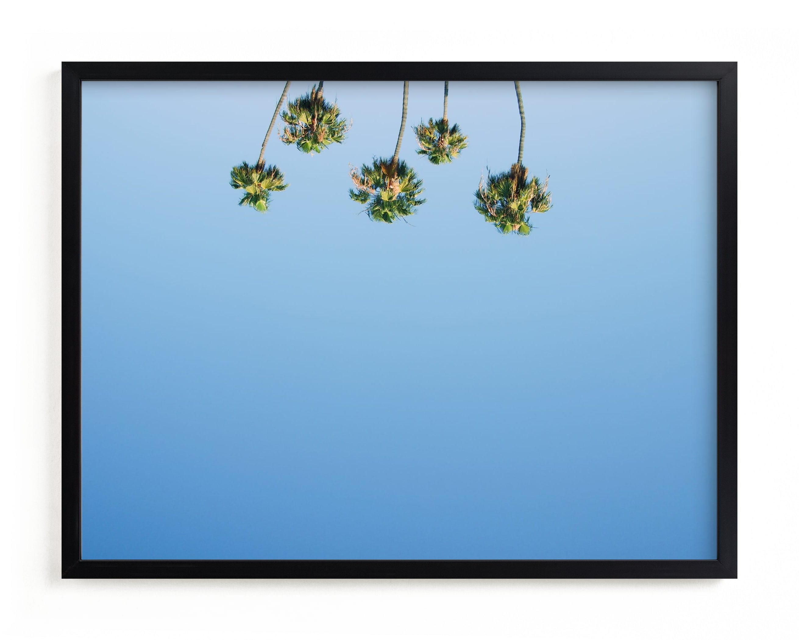 """Upside"" - Limited Edition Art Print by Kitty Seeber in beautiful frame options and a variety of sizes."