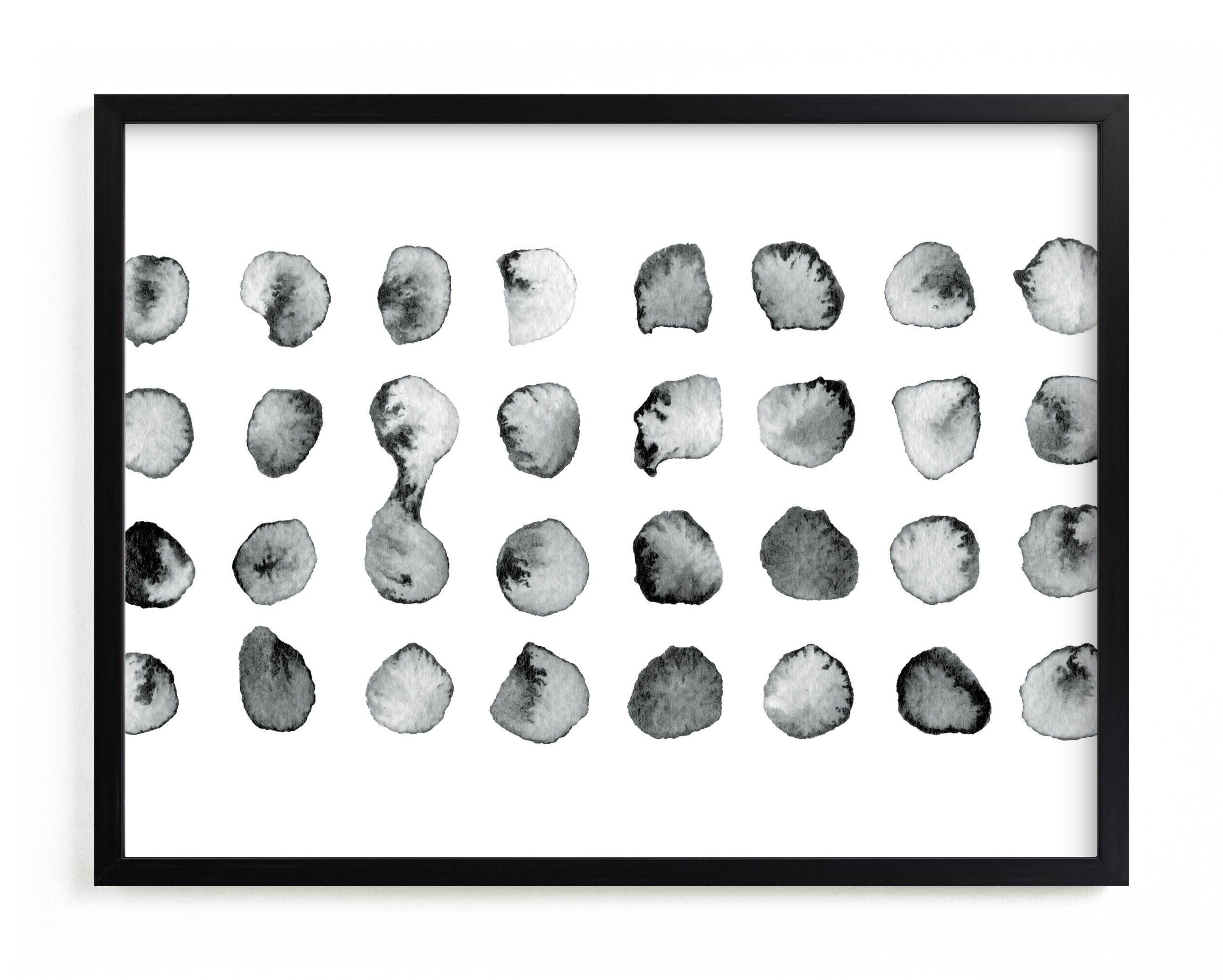 """""""Calculation"""" - Limited Edition Art Print by Stephanie Nowotarski in beautiful frame options and a variety of sizes."""