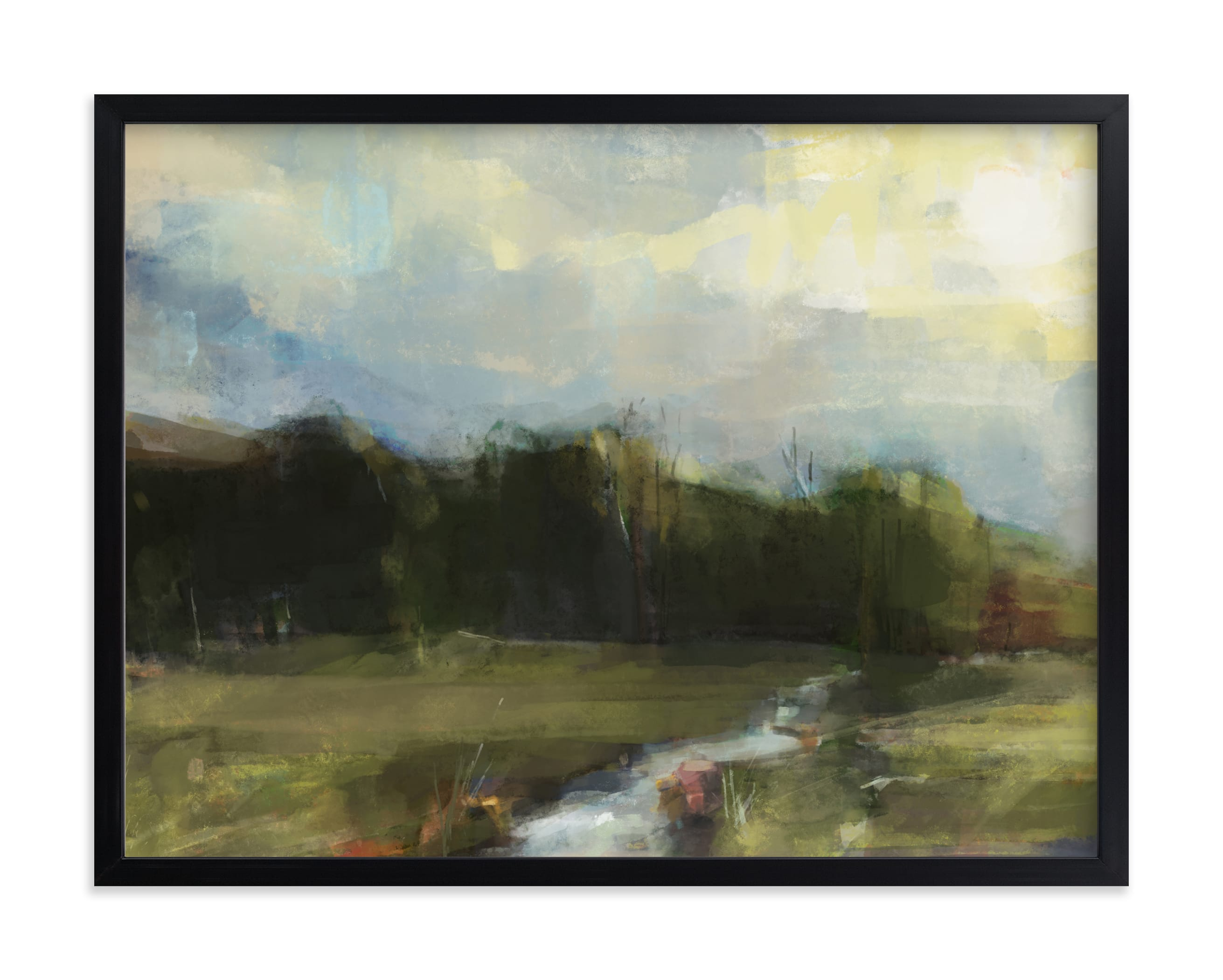 """""""Distant Longing"""" by Eric Ransom in beautiful frame options and a variety of sizes."""