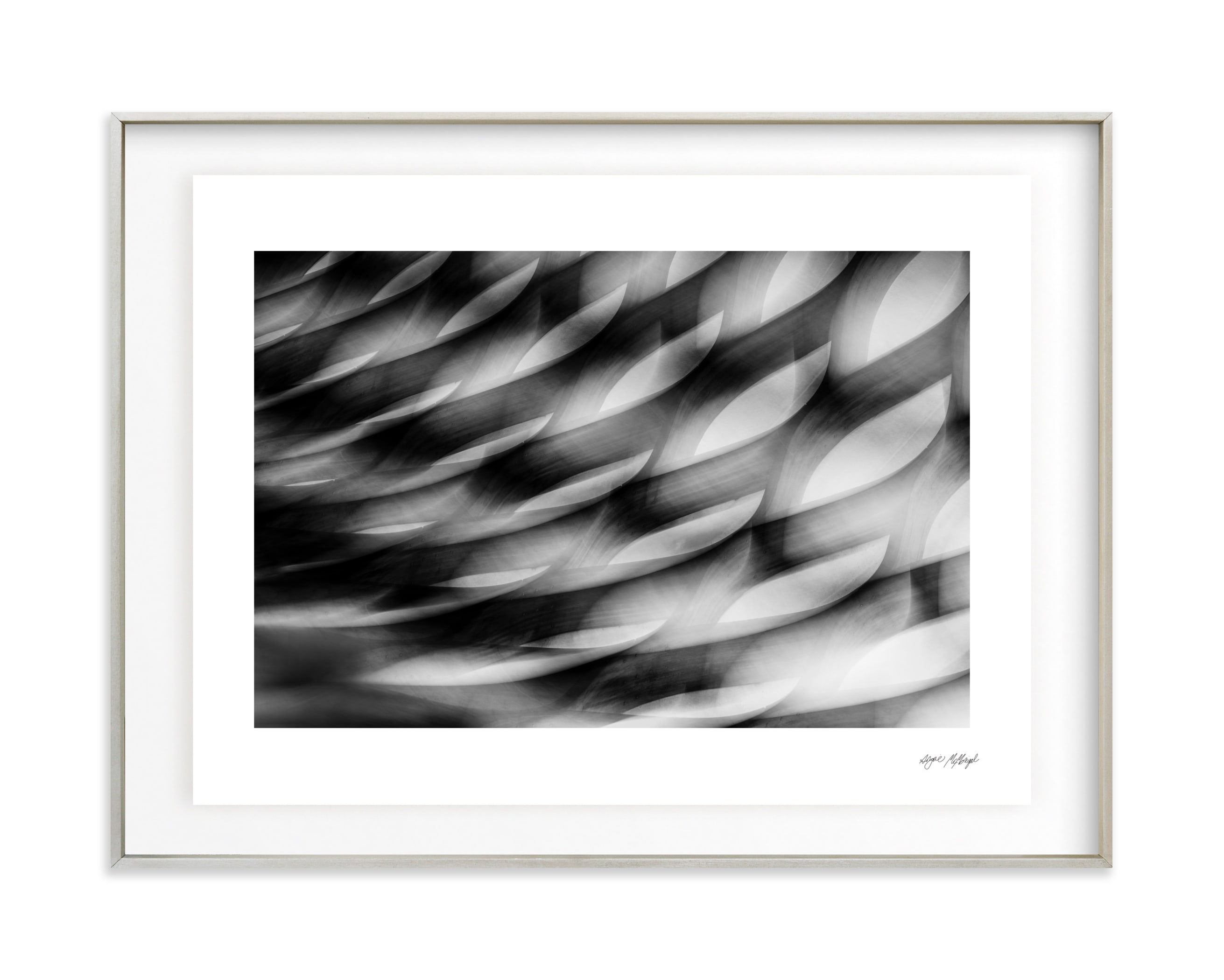 In motion Wall Art Print