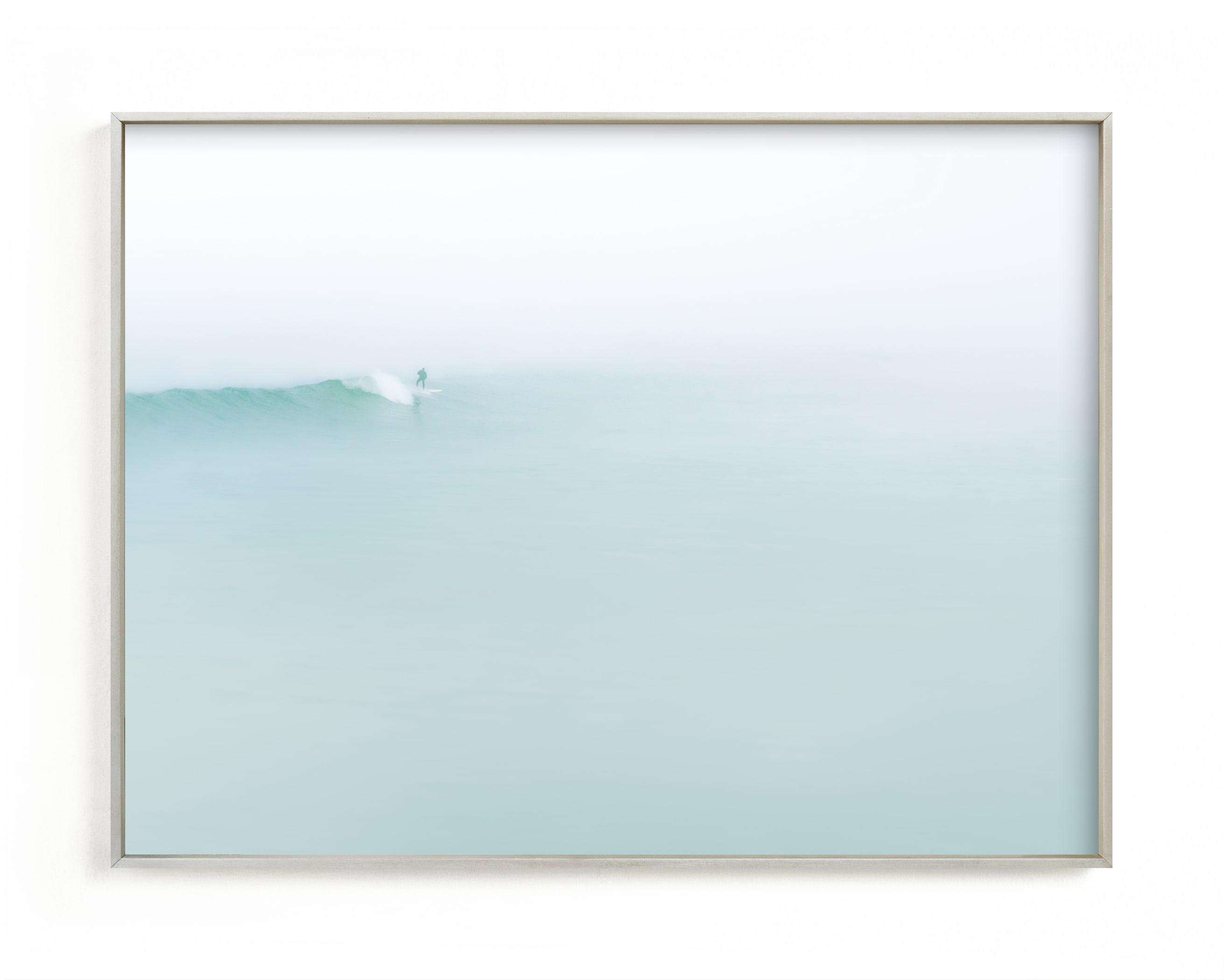 Morning Surf Wall Art Print
