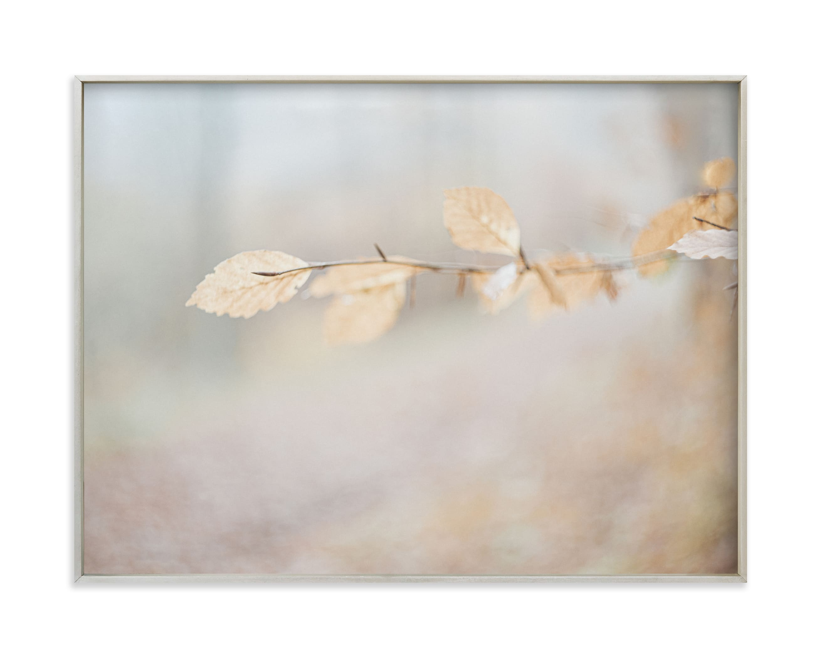 """""""The dance of the leaves II"""" by Lying on the grass in beautiful frame options and a variety of sizes."""