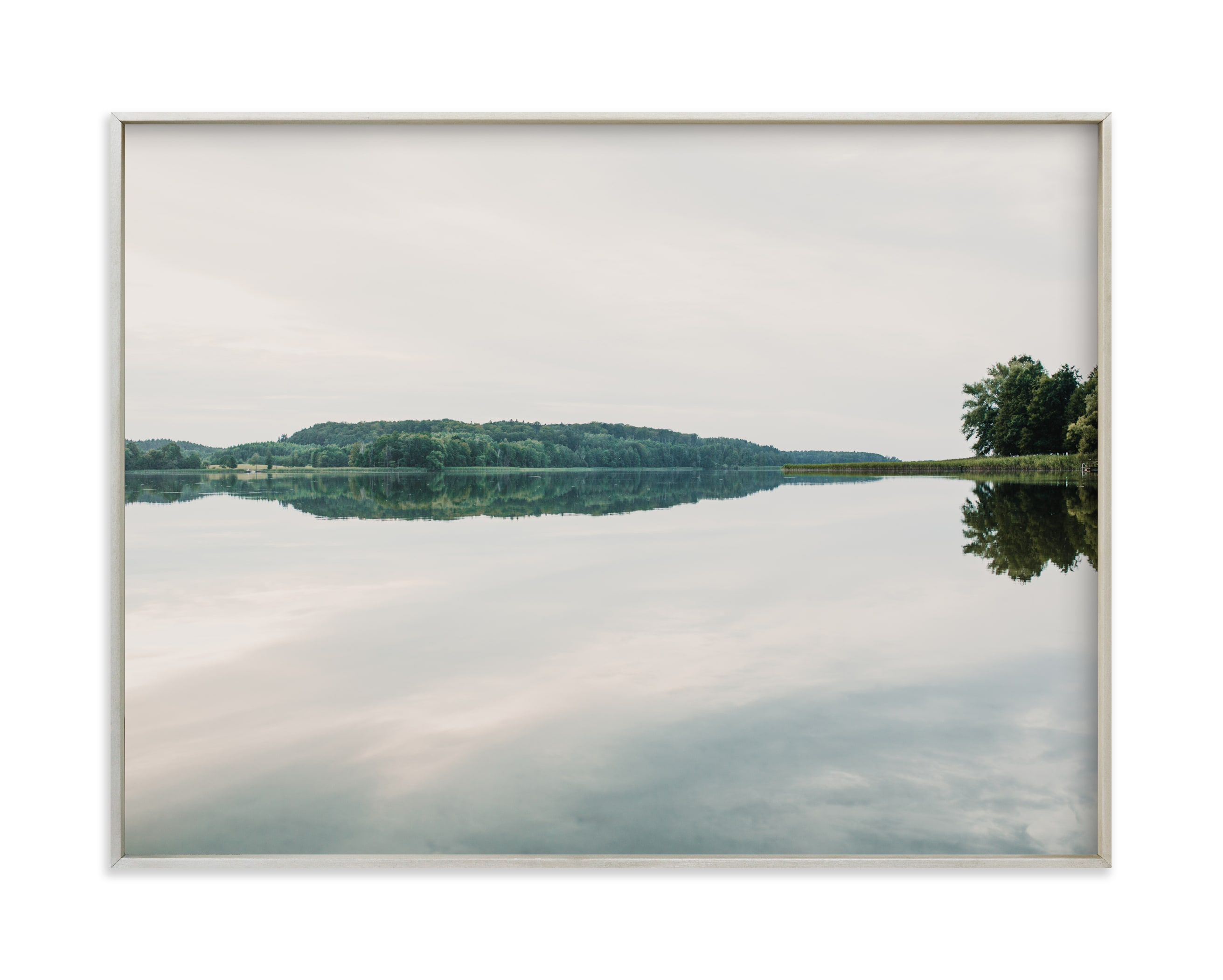 """"""" Horizon bw"""" by Lying on the grass in beautiful frame options and a variety of sizes."""