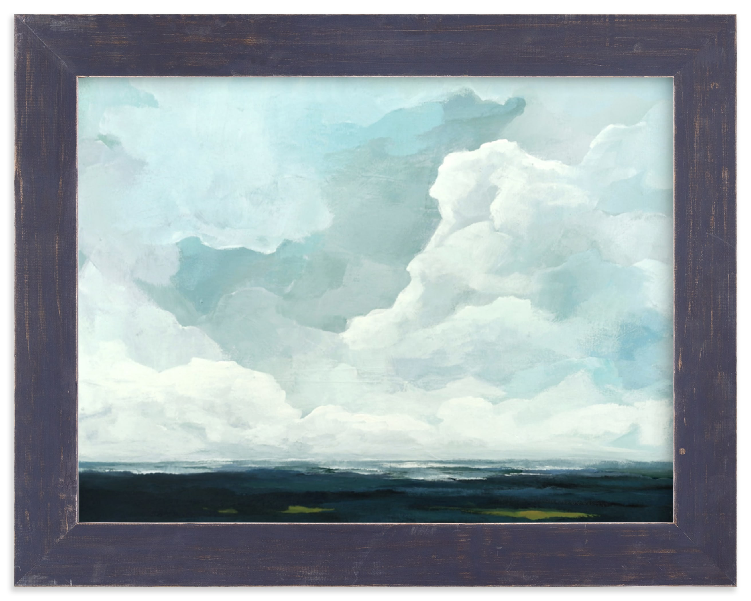"""Late in the Day"" - Limited Edition Art Print by Mya Bessette in beautiful frame options and a variety of sizes."
