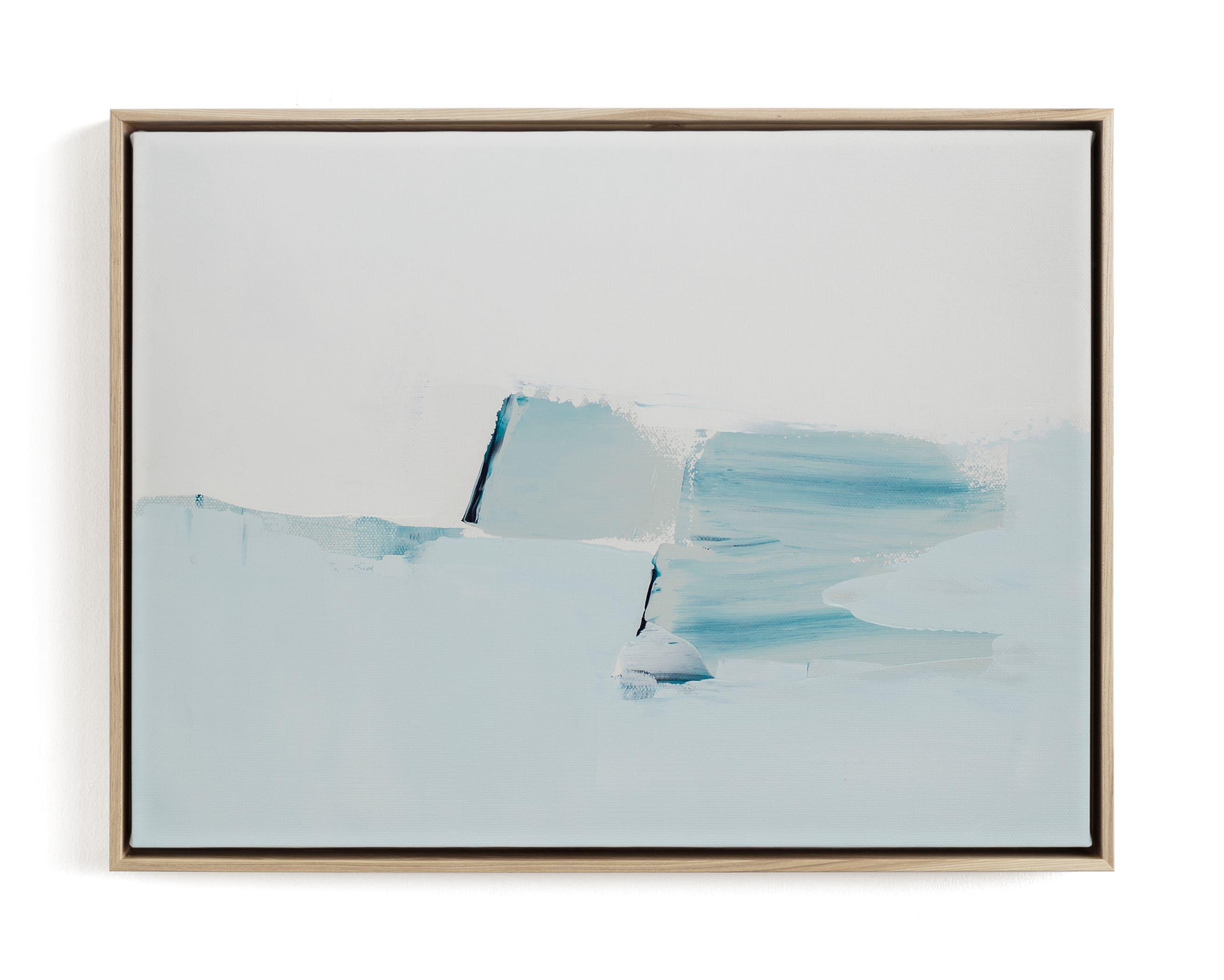 Sea Spray Landscape Wall Art Print