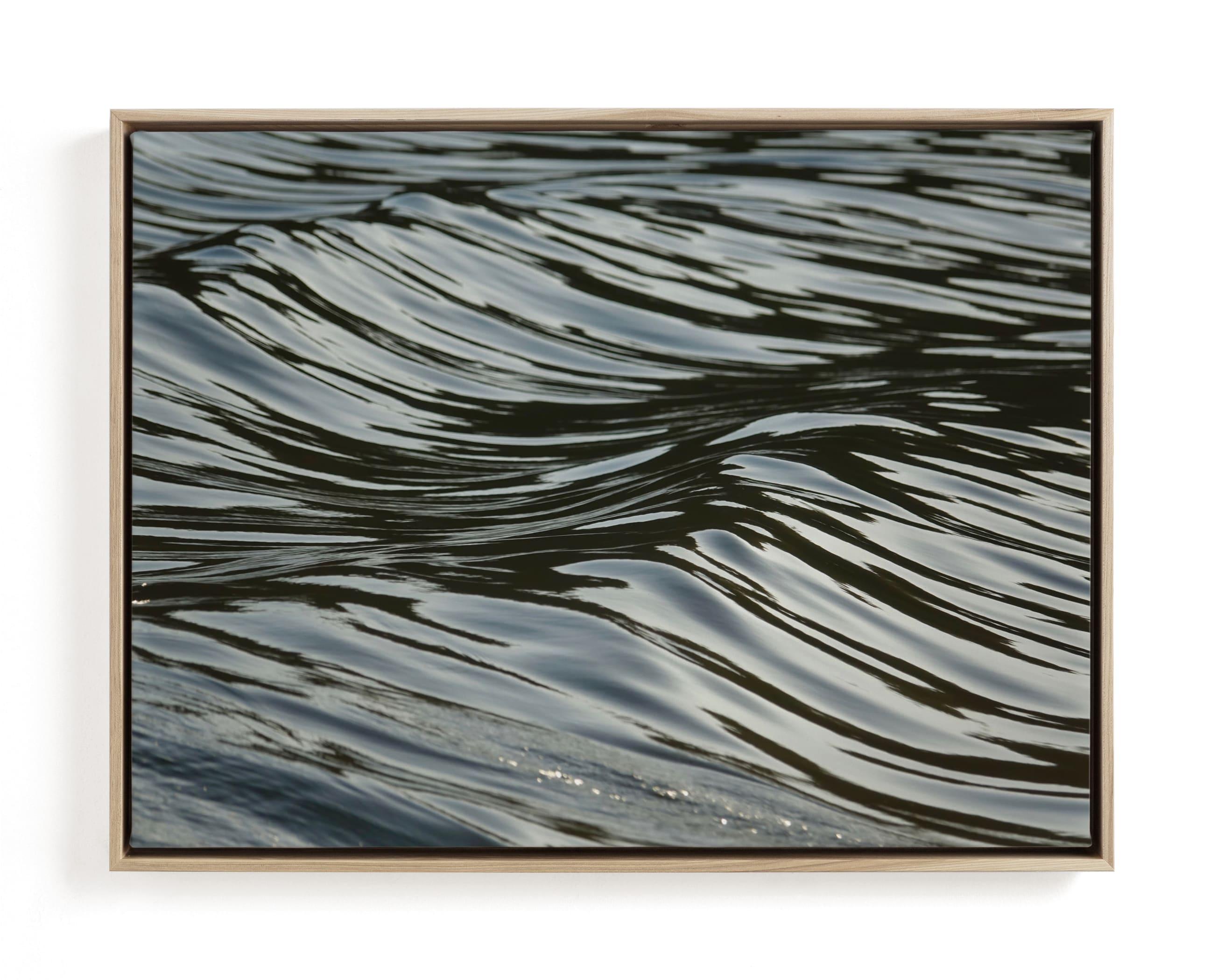 Wave Forms Art Print