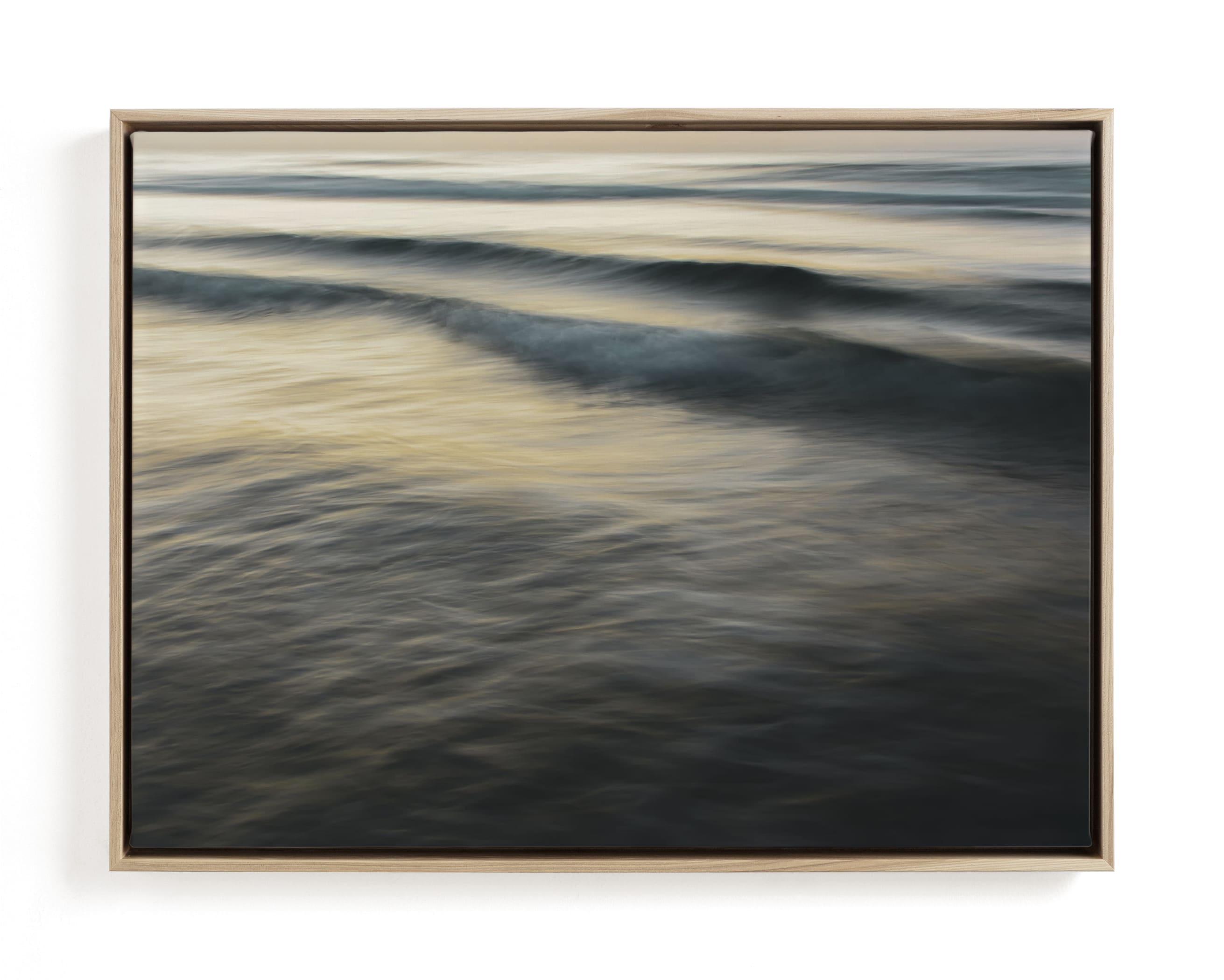 The Uniqueness of Waves XXVI Art Print
