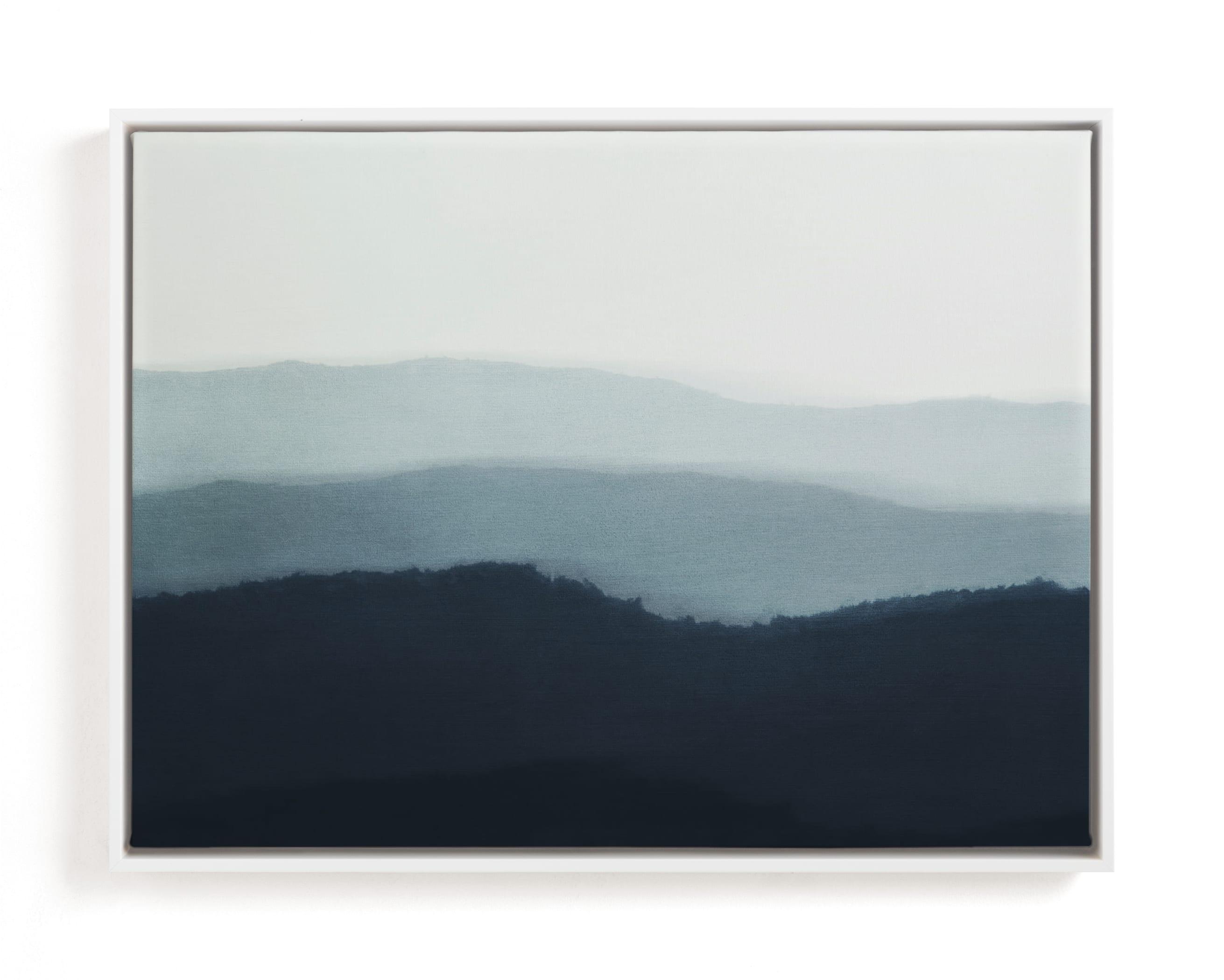 Ridgeline Art Print
