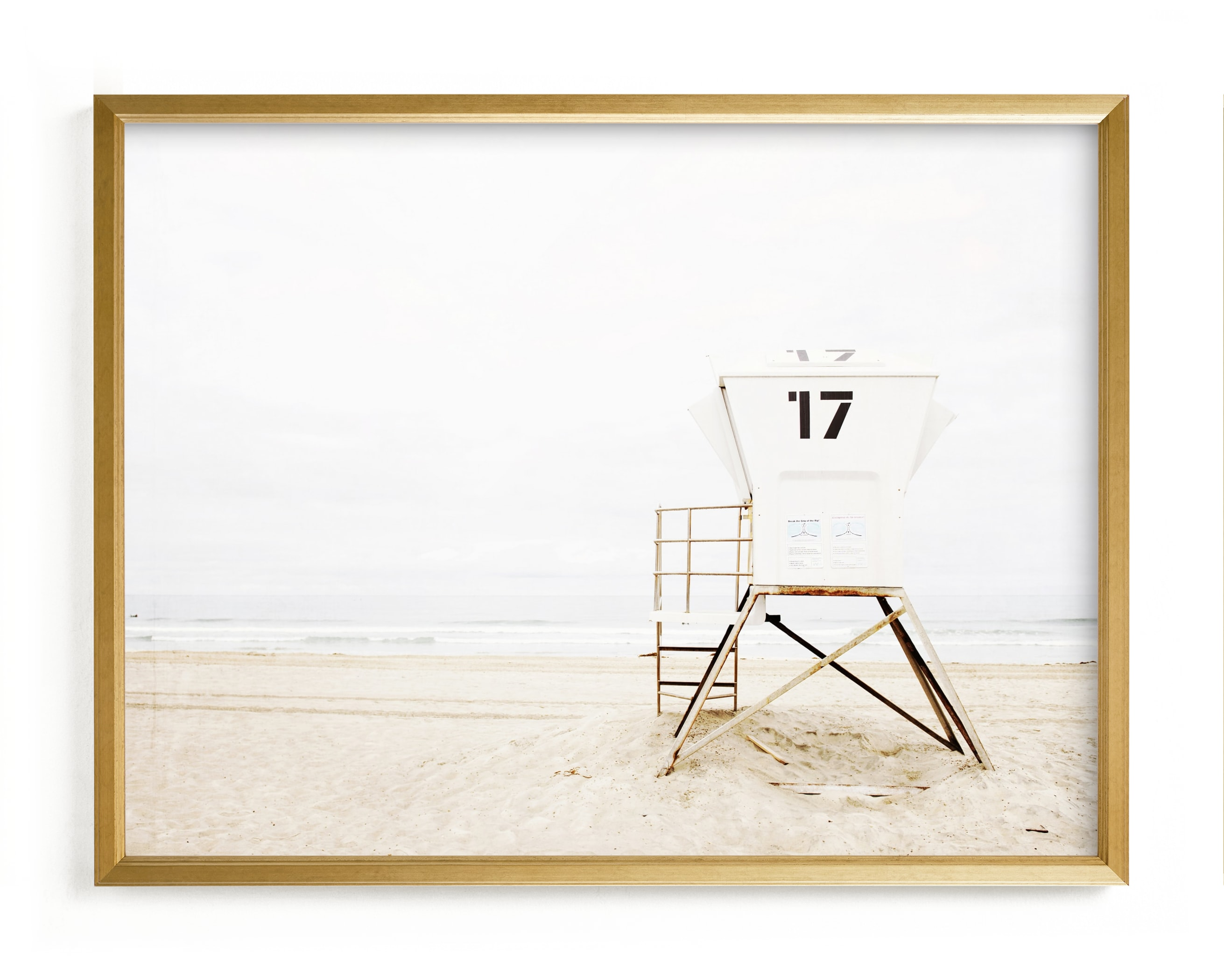 """Tower 17"" - Limited Edition Art Print by Bree Madden in beautiful frame options and a variety of sizes."