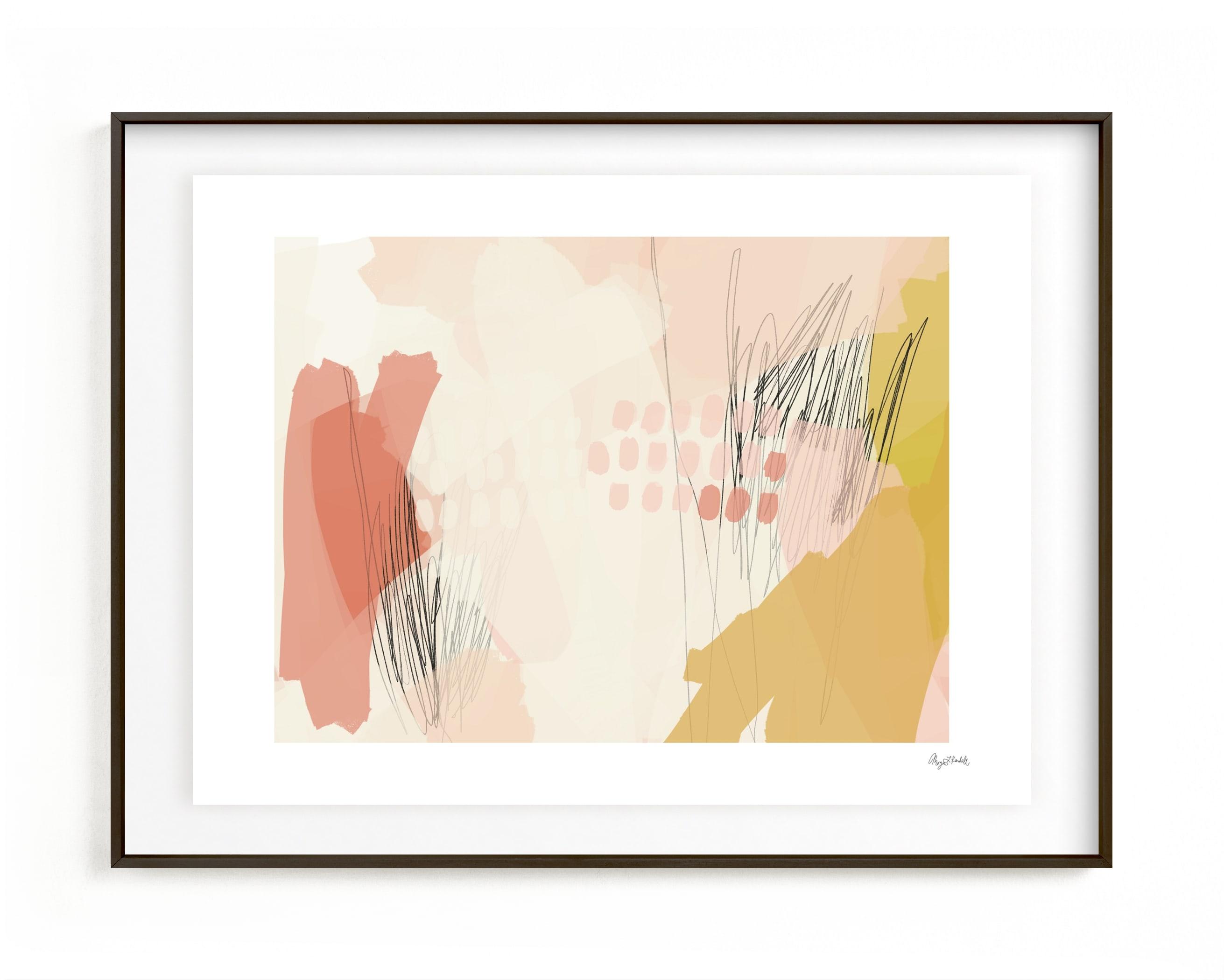 seventy-five I Wall Art Print
