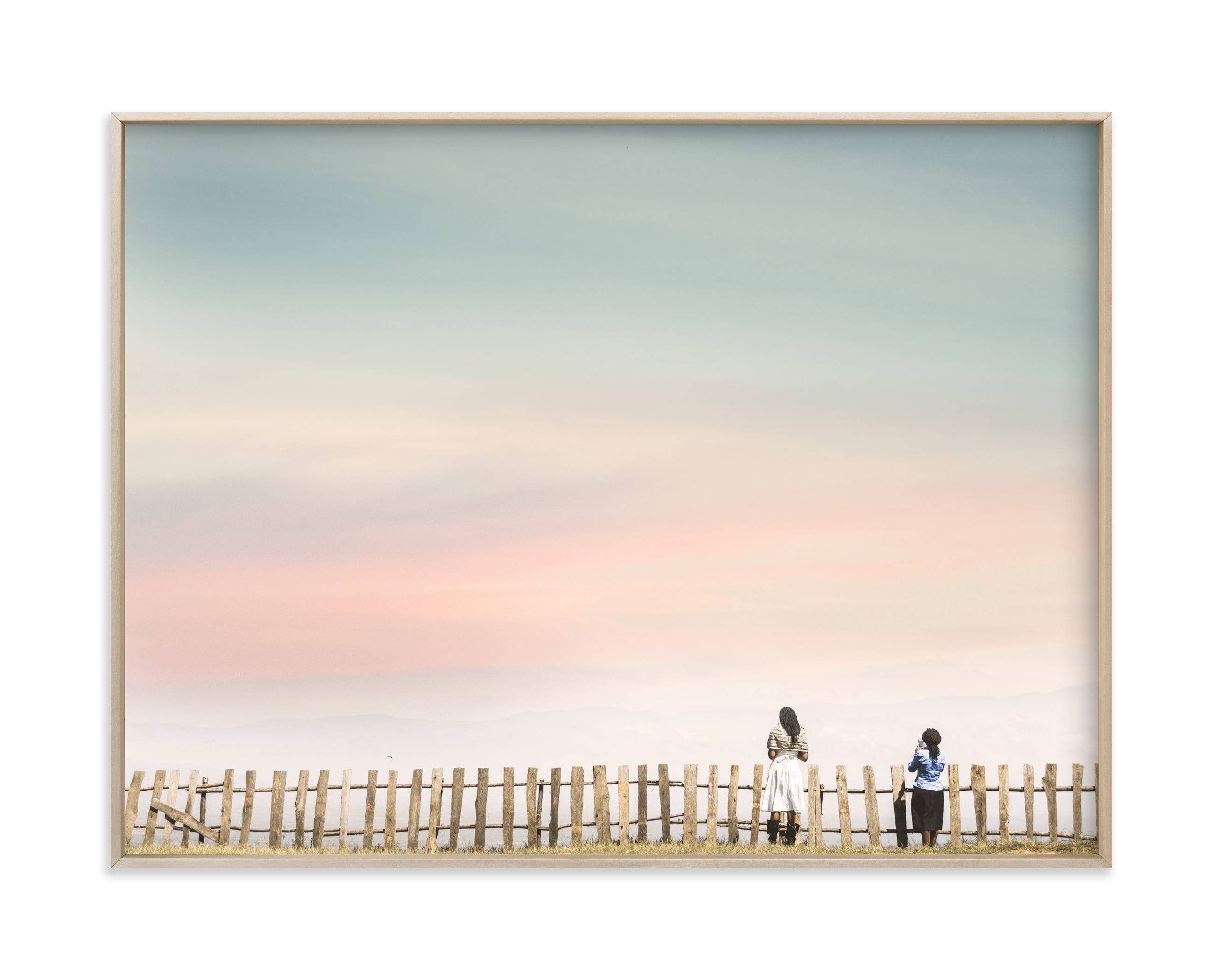 Balcony of Dreams Wall Art Print