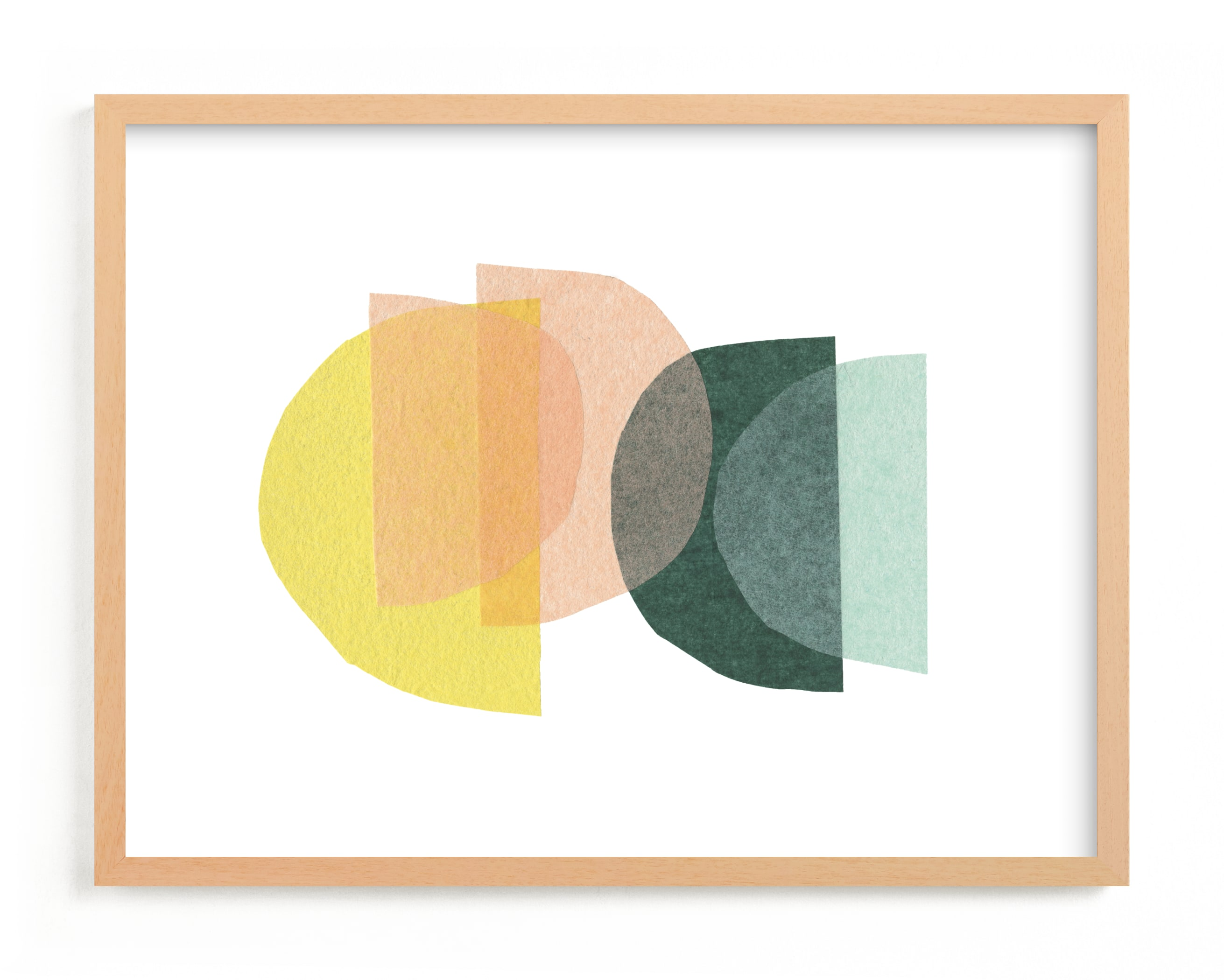 """""""paper melody"""" - Limited Edition Art Print by Carrie Moradi in beautiful frame options and a variety of sizes."""