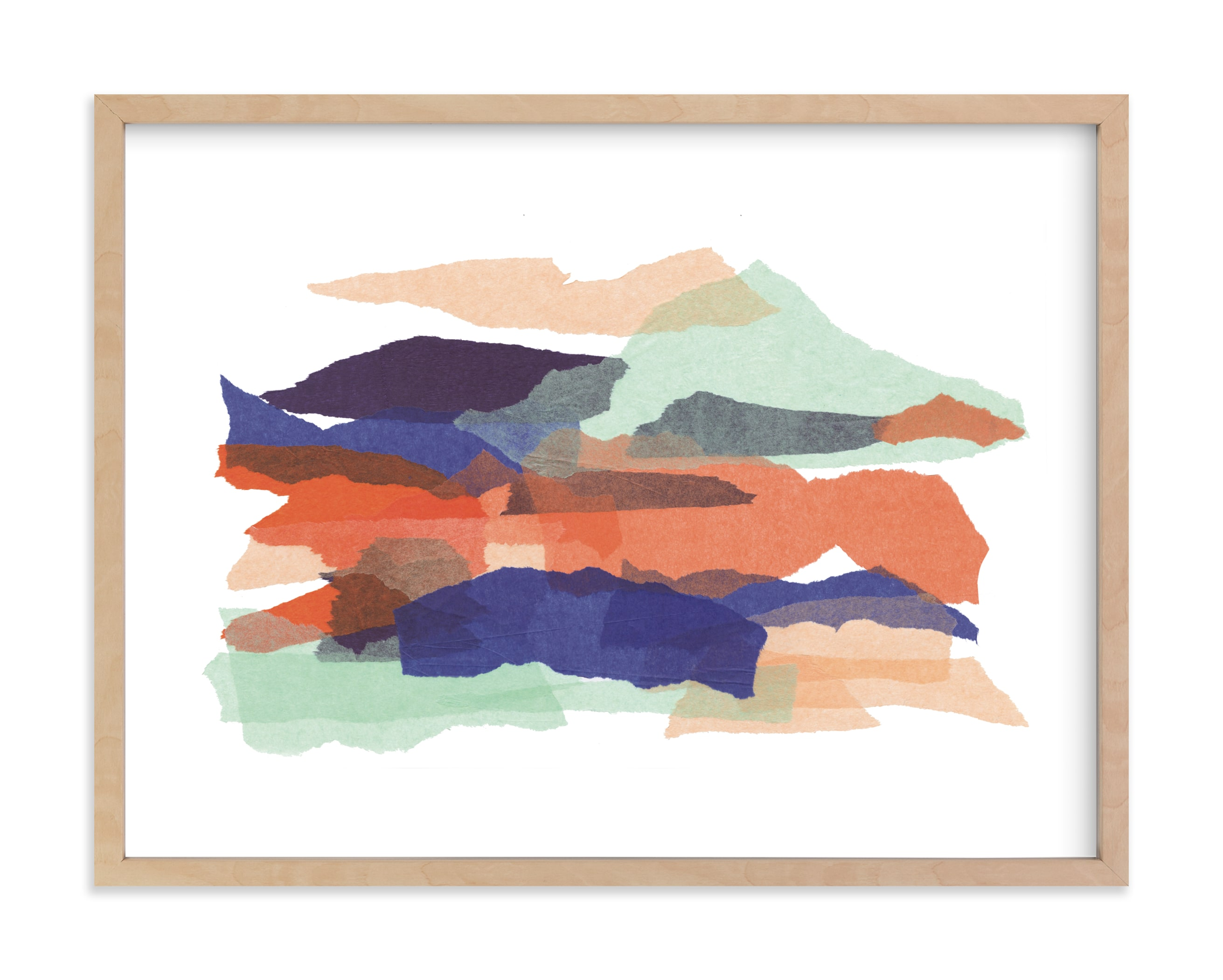 """""""mountain sunset one"""" - Limited Edition Art Print by Carrie Moradi in beautiful frame options and a variety of sizes."""