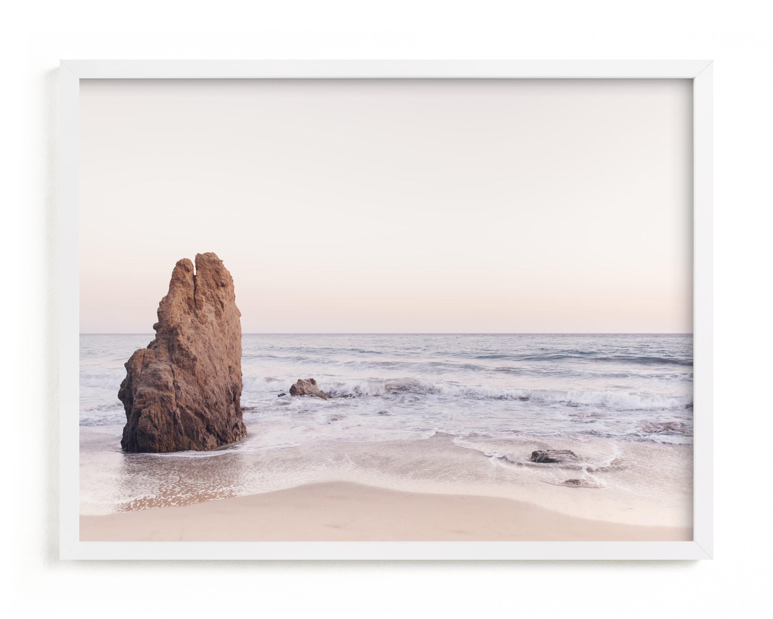 Malibu View No. 2 Art Print