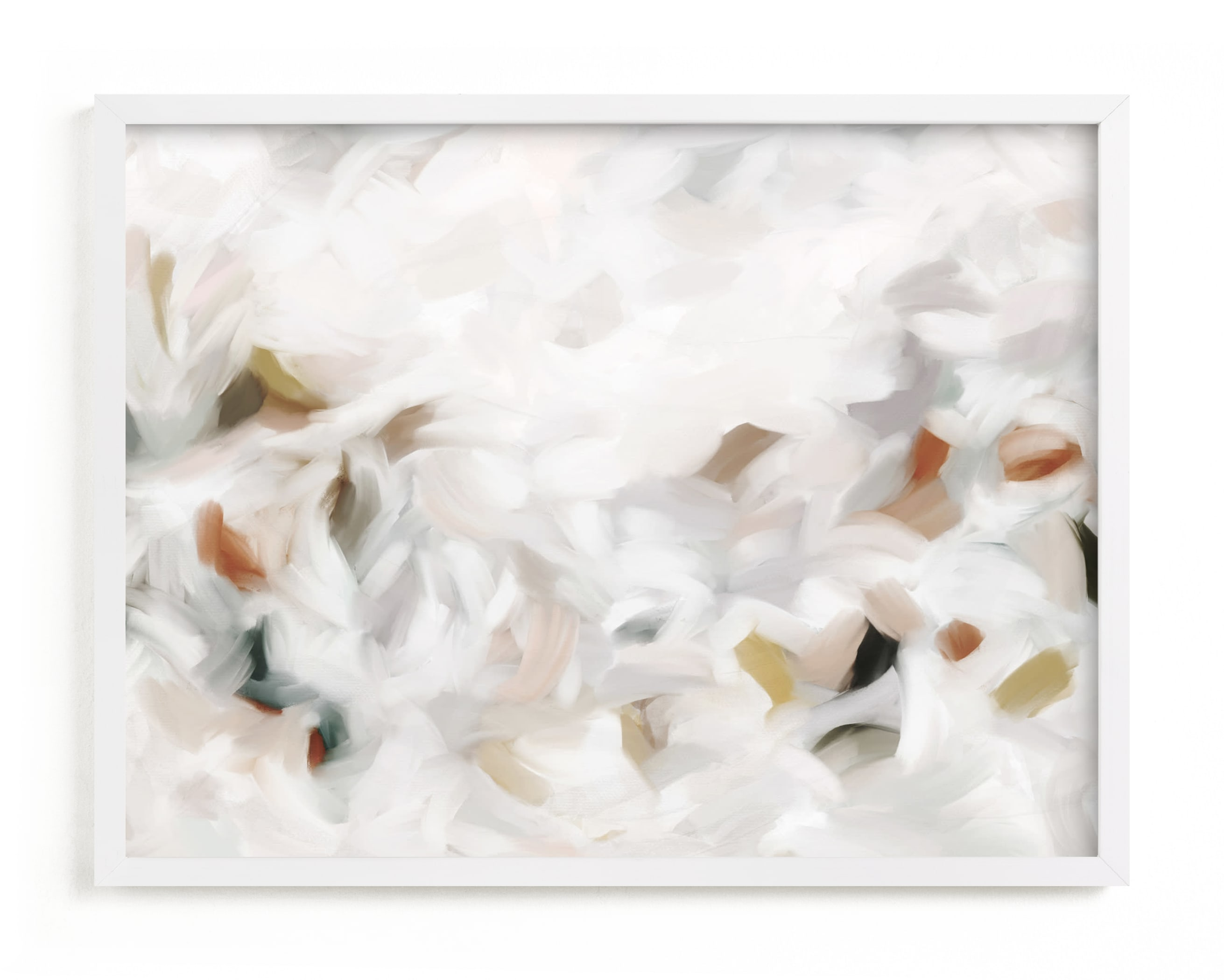 Ethereal Composition Art Print