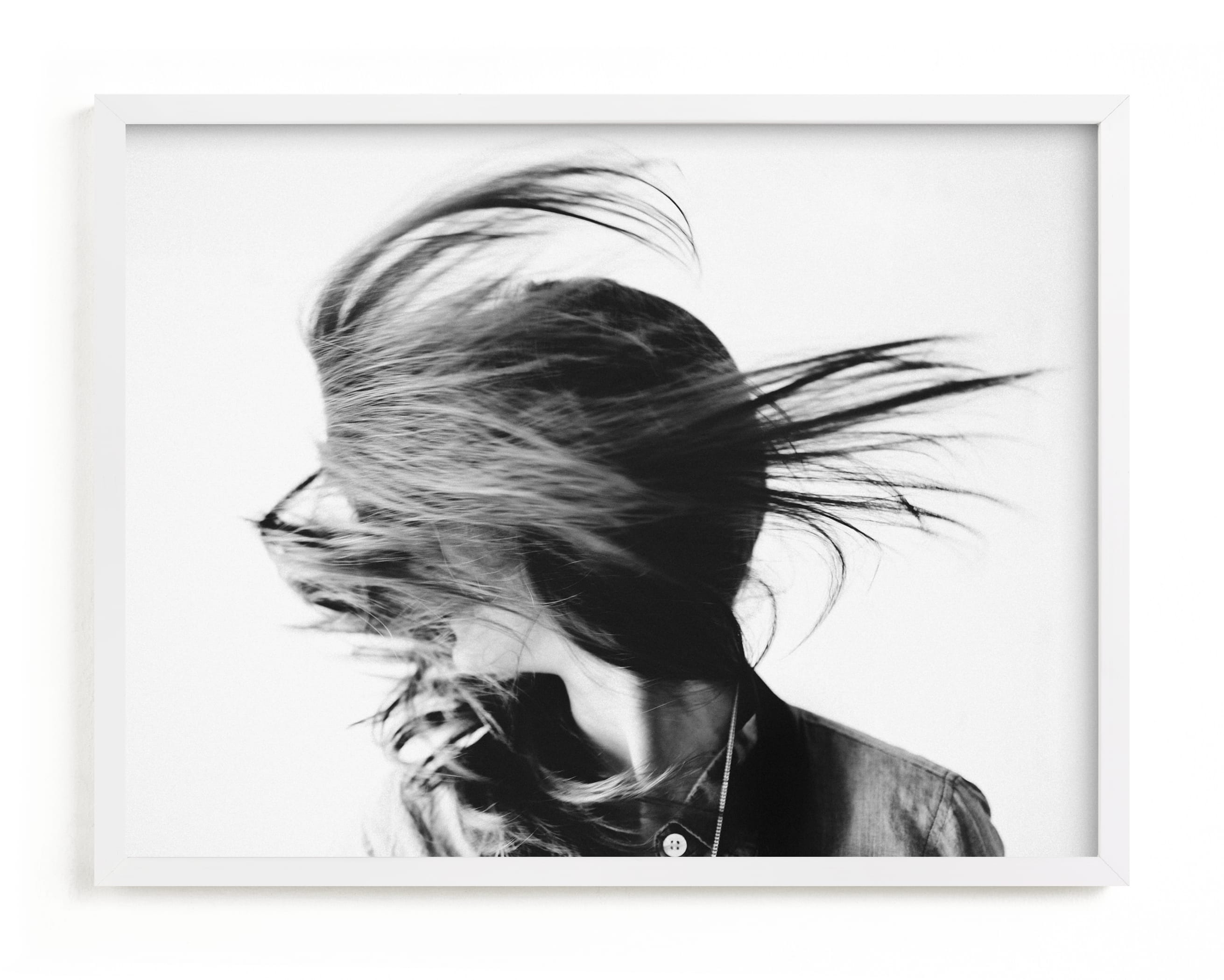 """Movement"" - Limited Edition Art Print by Kaitie Bryant in beautiful frame options and a variety of sizes."