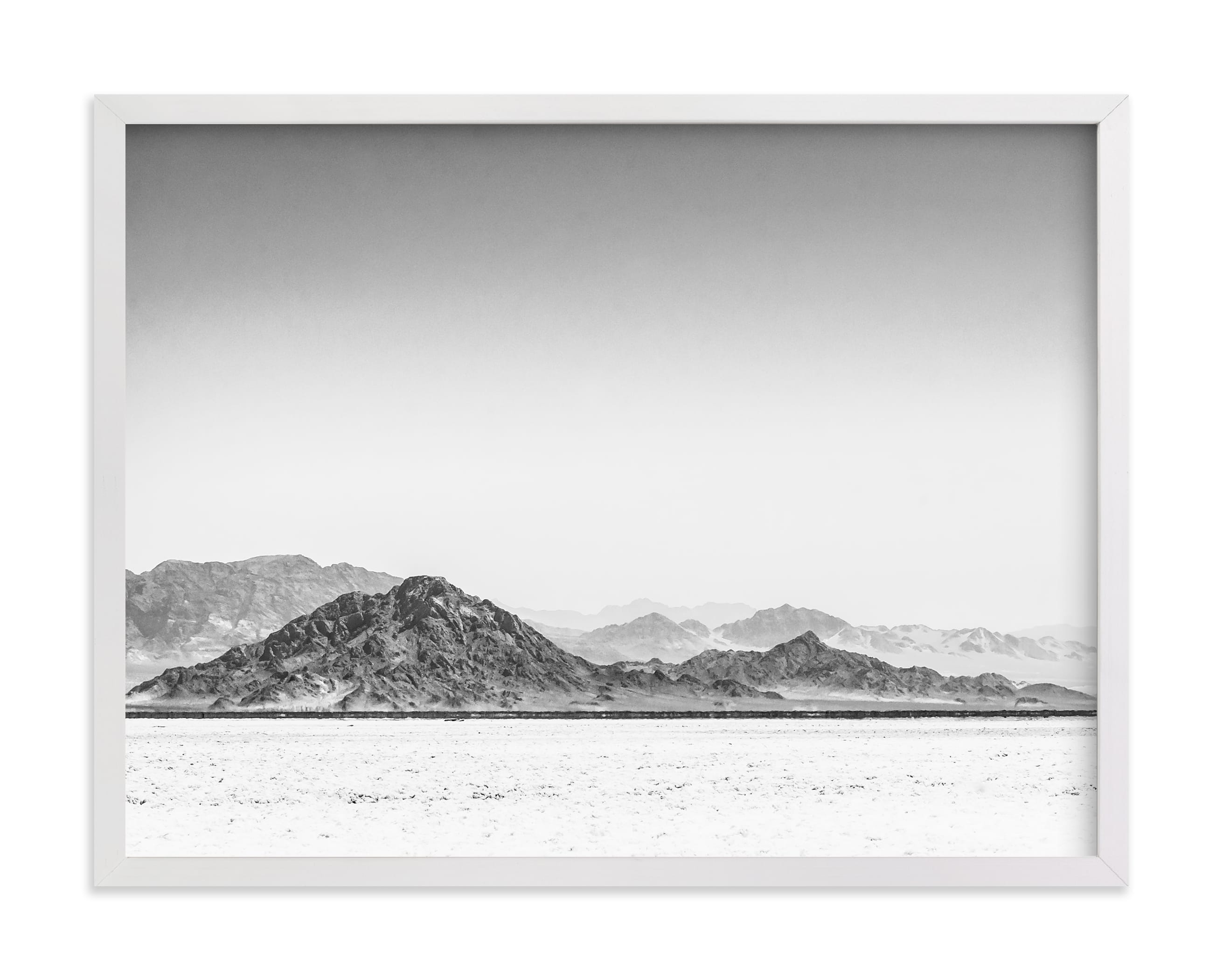 """Zzyzx"" - Limited Edition Art Print by Kamala Nahas in beautiful frame options and a variety of sizes."