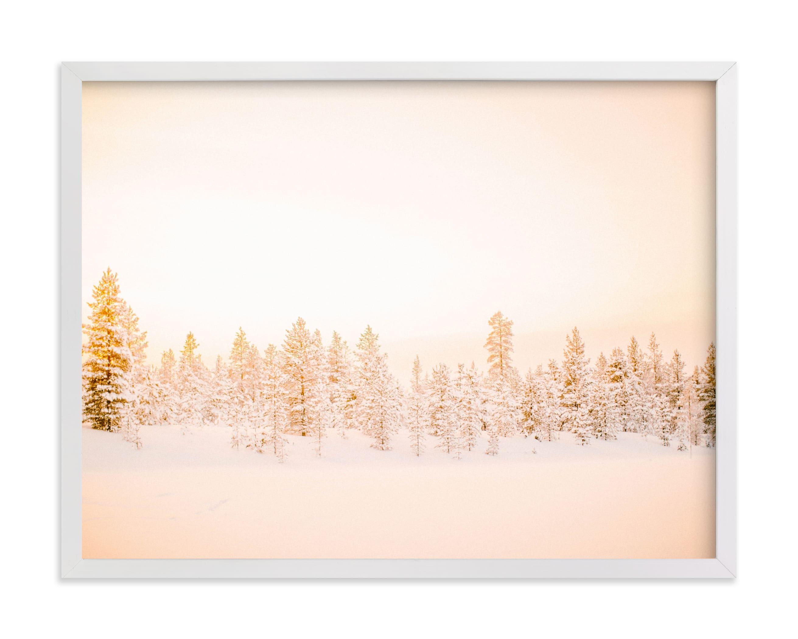 Finnish Forest Art Print