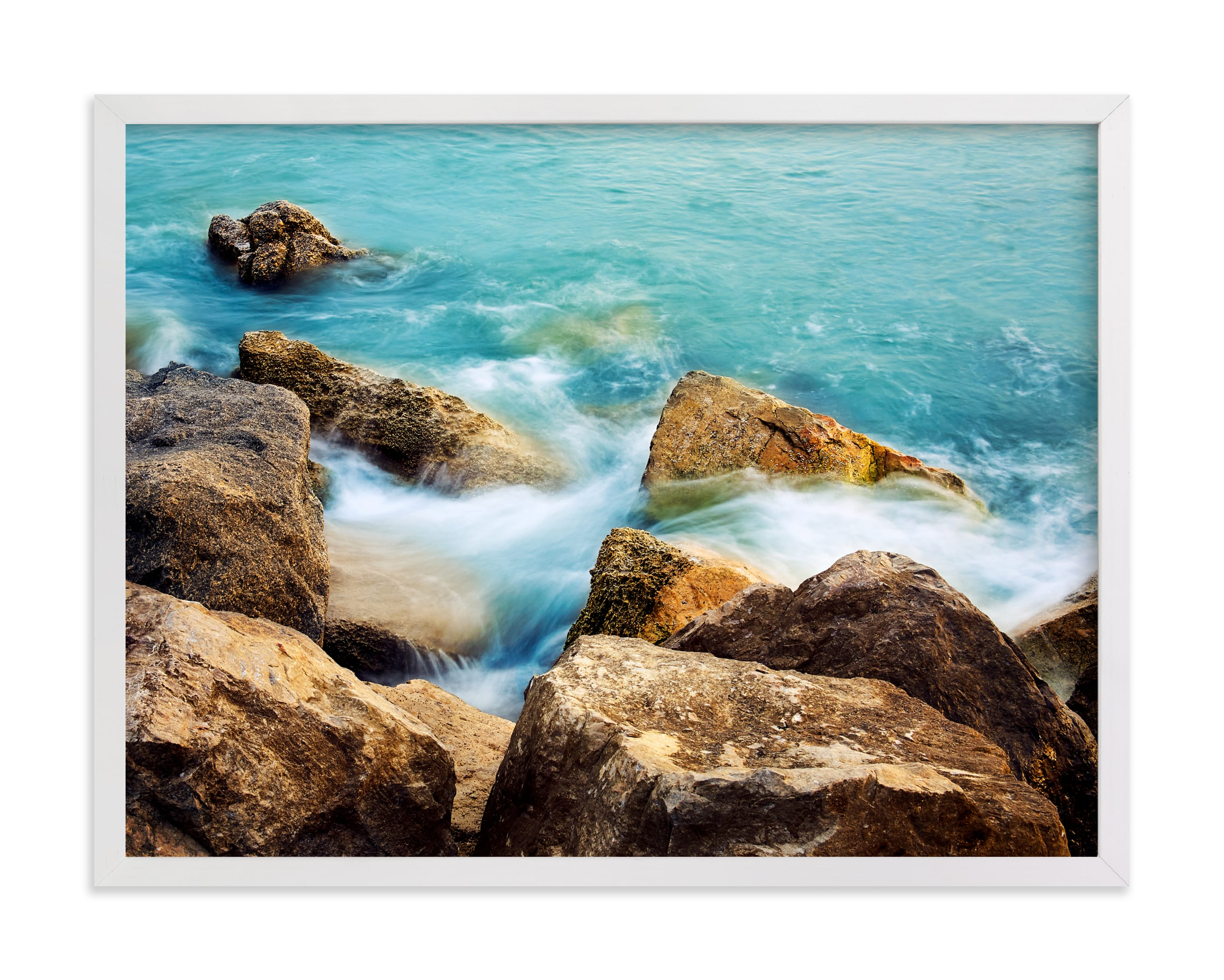 """""""Venice Jetty"""" by Whitley Williams in beautiful frame options and a variety of sizes."""