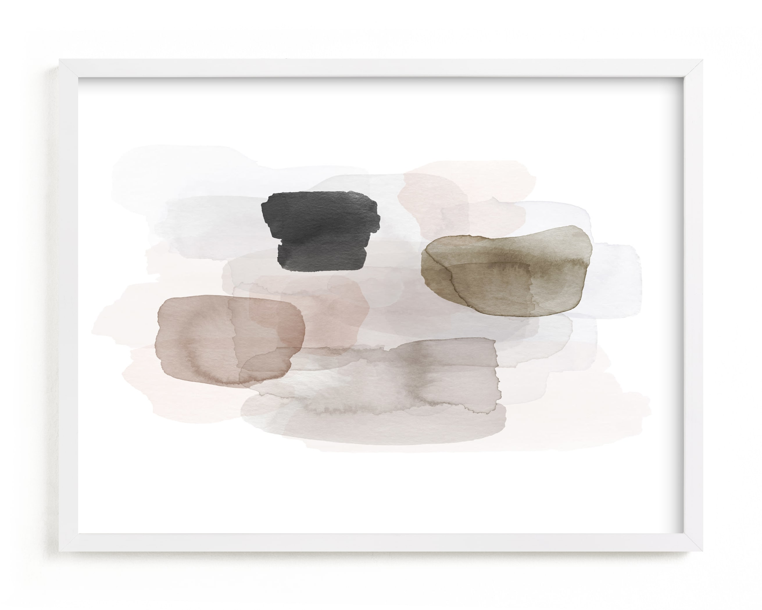"""""""Soft Dimension"""" by Melanie Severin in beautiful frame options and a variety of sizes."""
