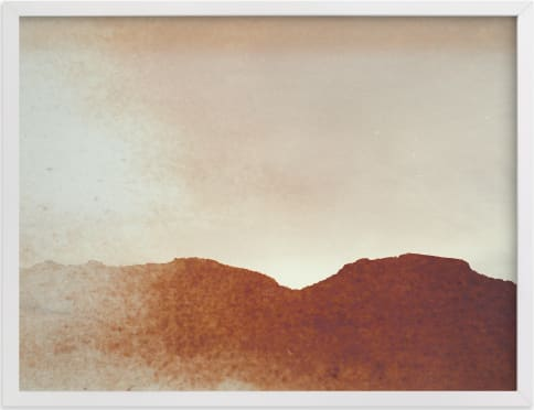 This is a brown art by Sasquatch Mansfield called big bend.