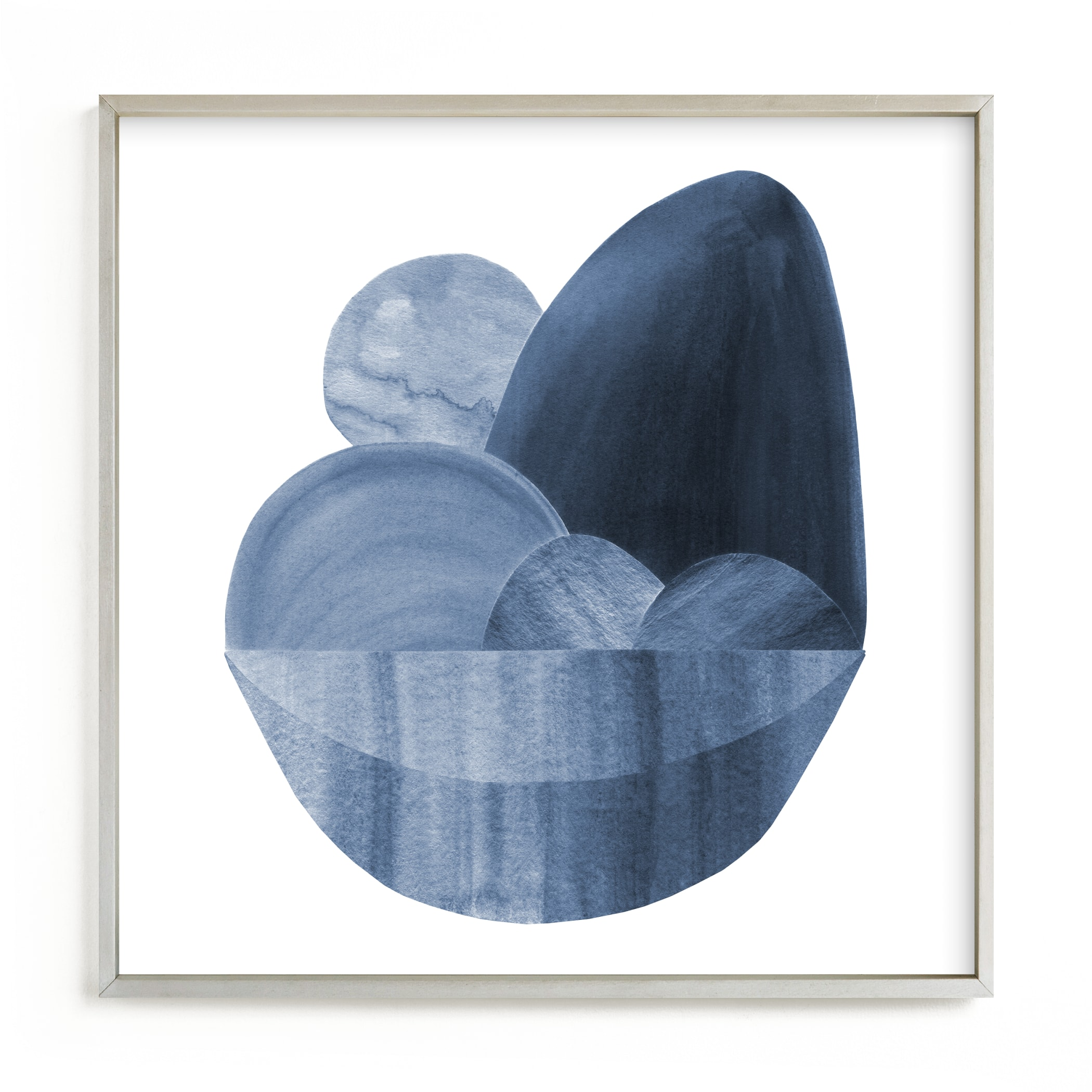 """""""Precipice 2"""" - Limited Edition Art Print by Olivia Raufman in beautiful frame options and a variety of sizes."""