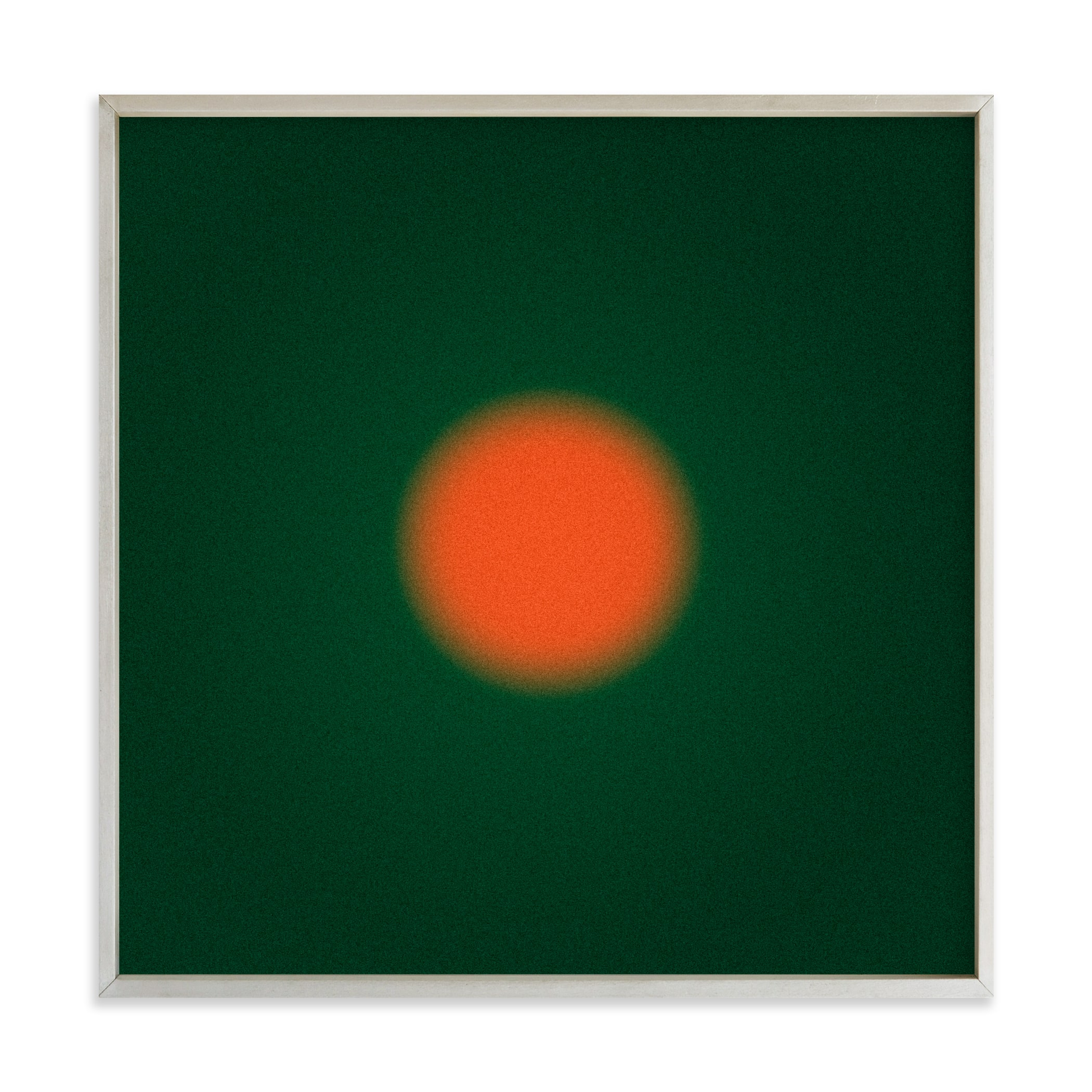 Sun in the dust. Variations 4 Wall Art Print