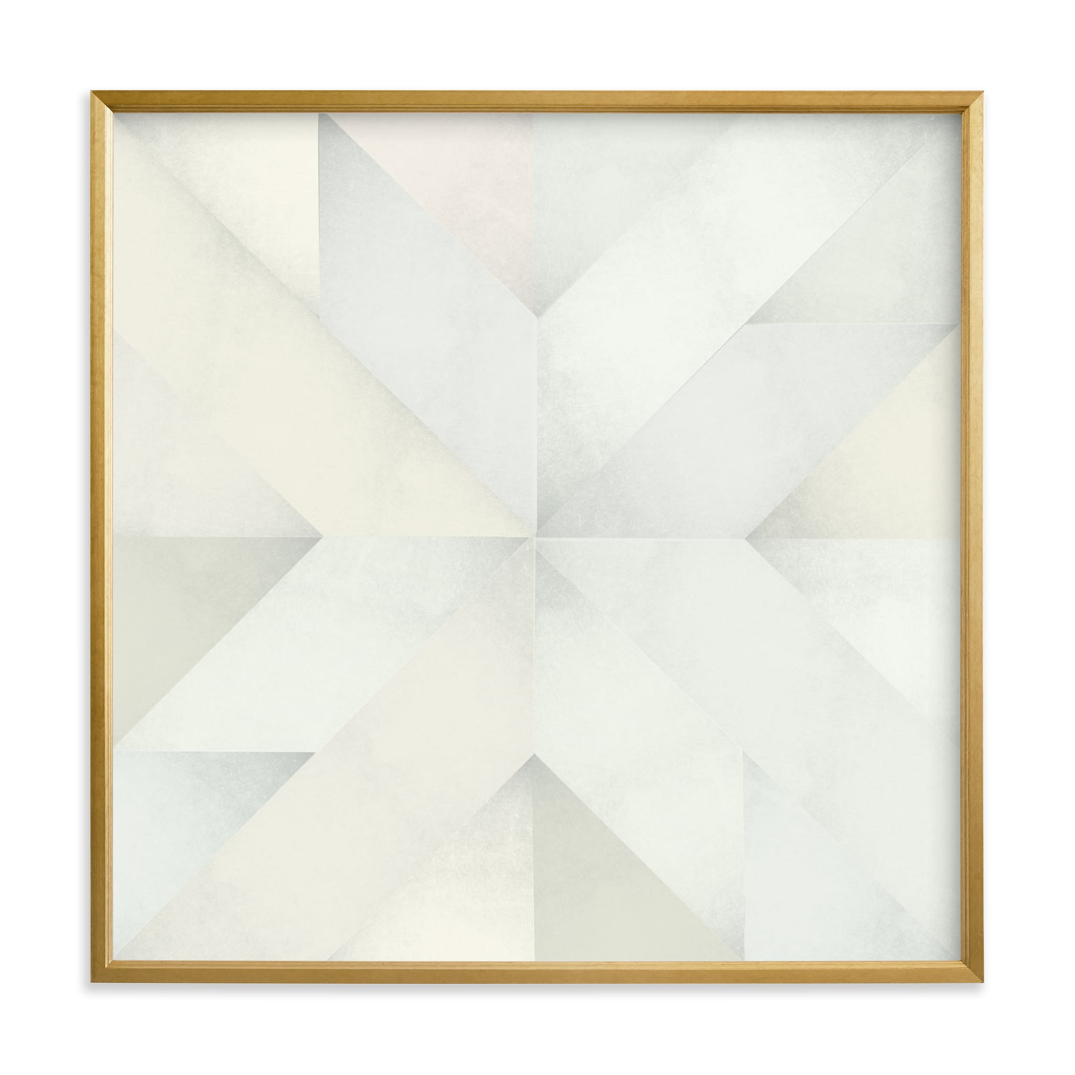 """quilt block 03"" - Limited Edition Art Print by Leanne Friedberg in beautiful frame options and a variety of sizes."