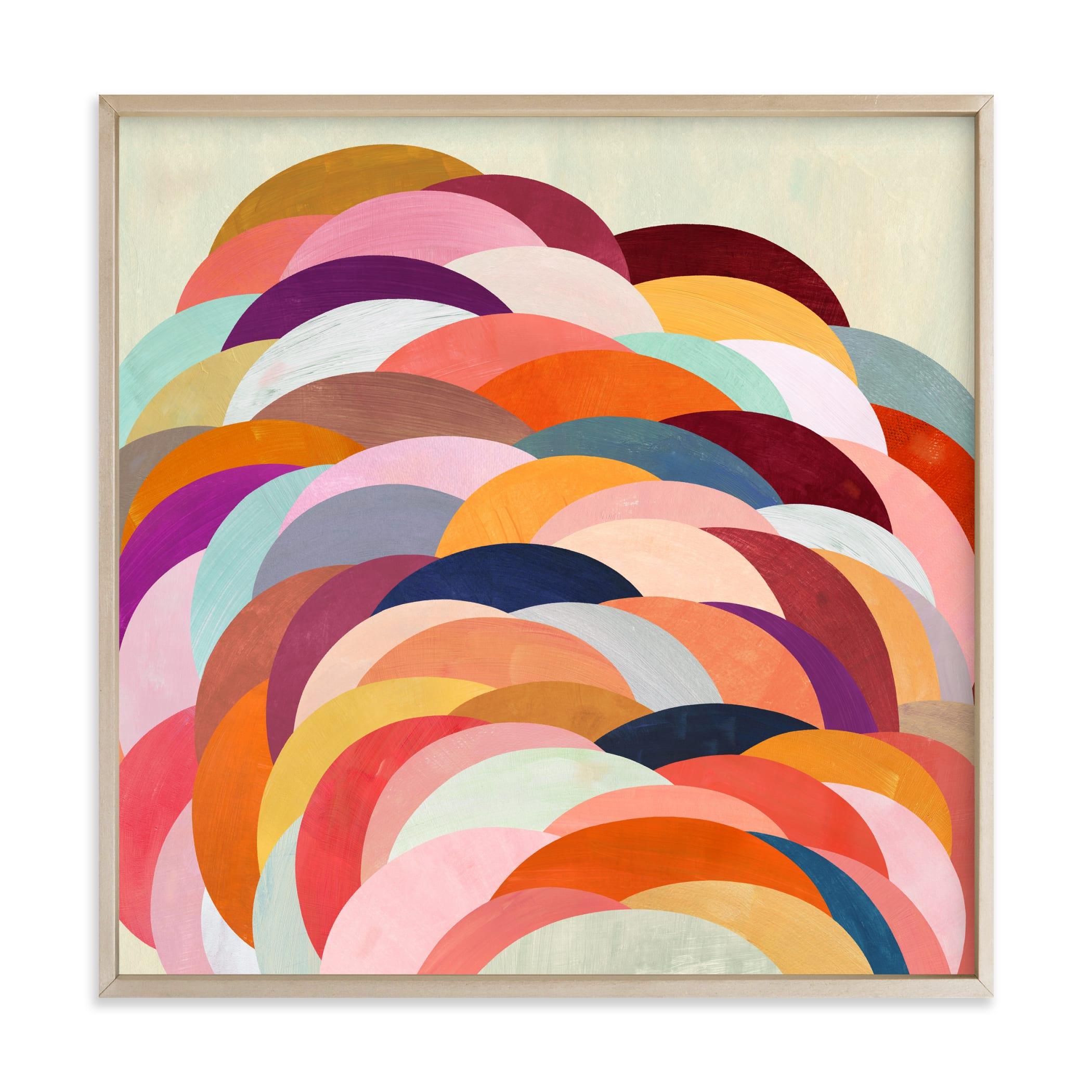 Discus Wall Art Print