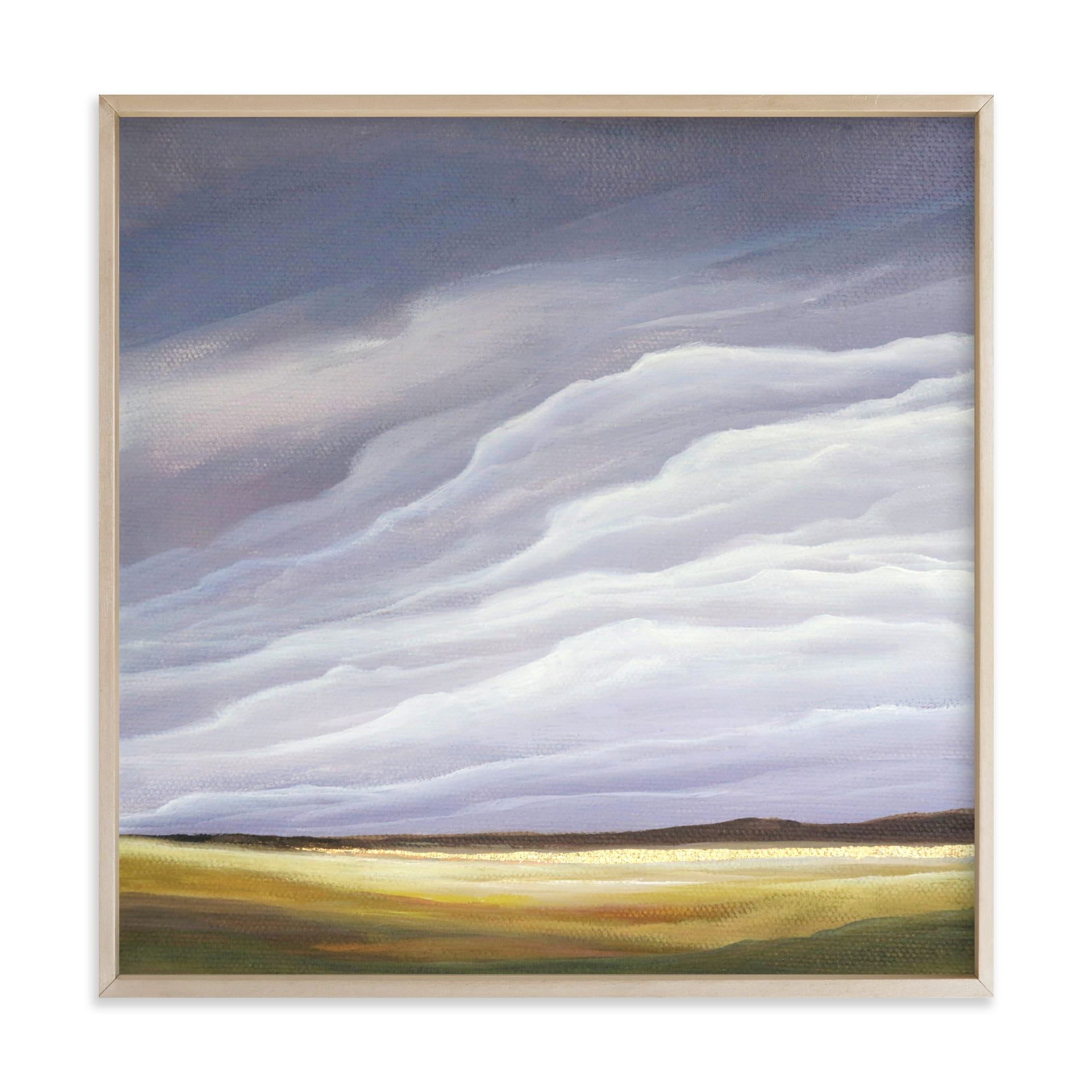 """""""Lens Clouds"""" by Mya Bessette in beautiful frame options and a variety of sizes."""